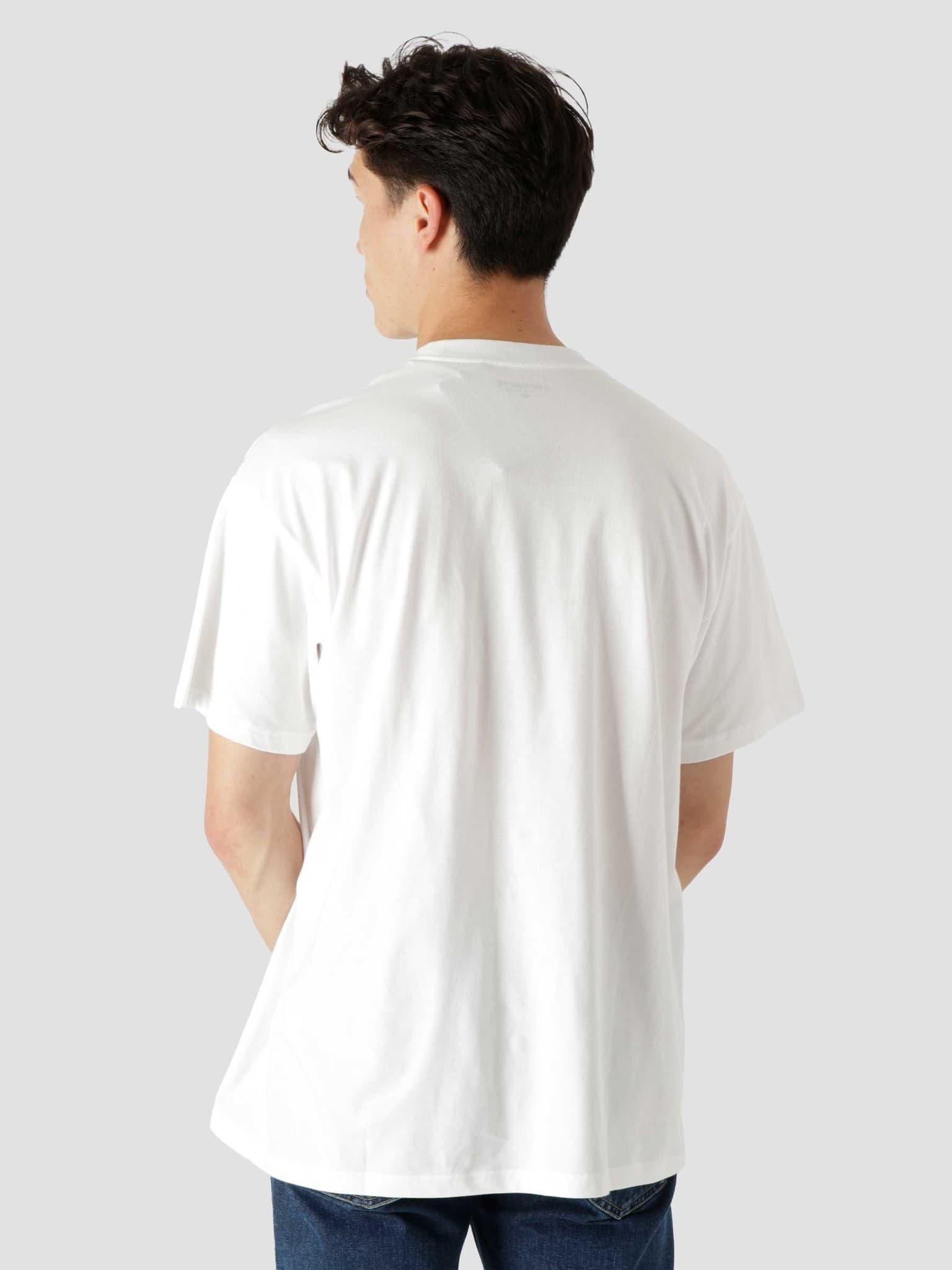Chocolate Bar T-Shirt White I029620