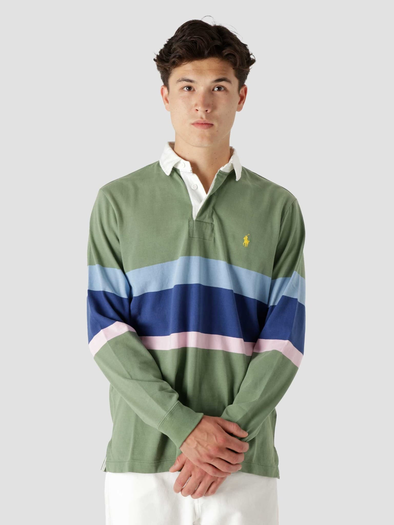 10-1 Jersey Long Sleeve Rugby Fatigue Multi 710850546001