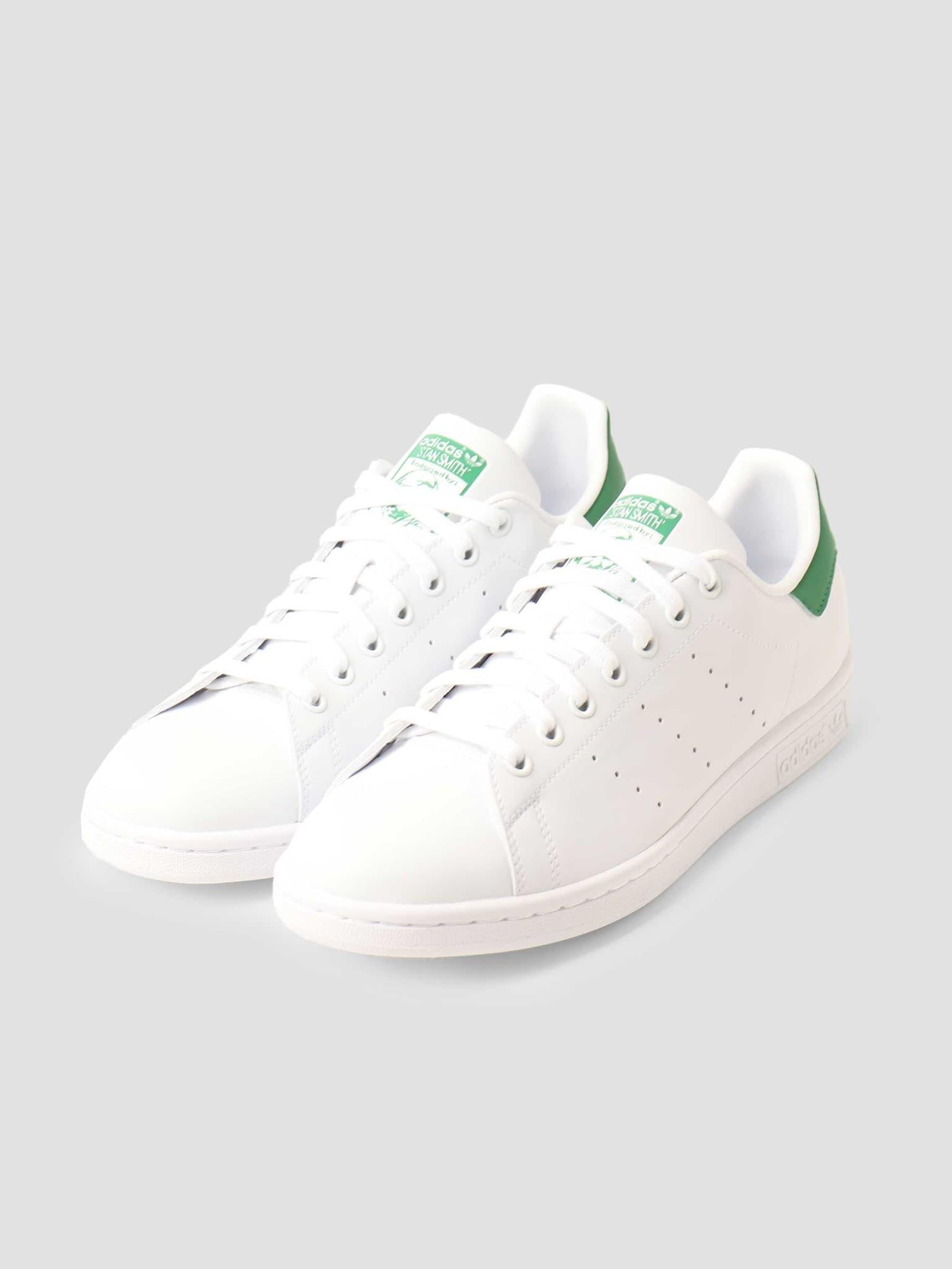 Stan Smith Ftwr White Ftwr White Green FX5502