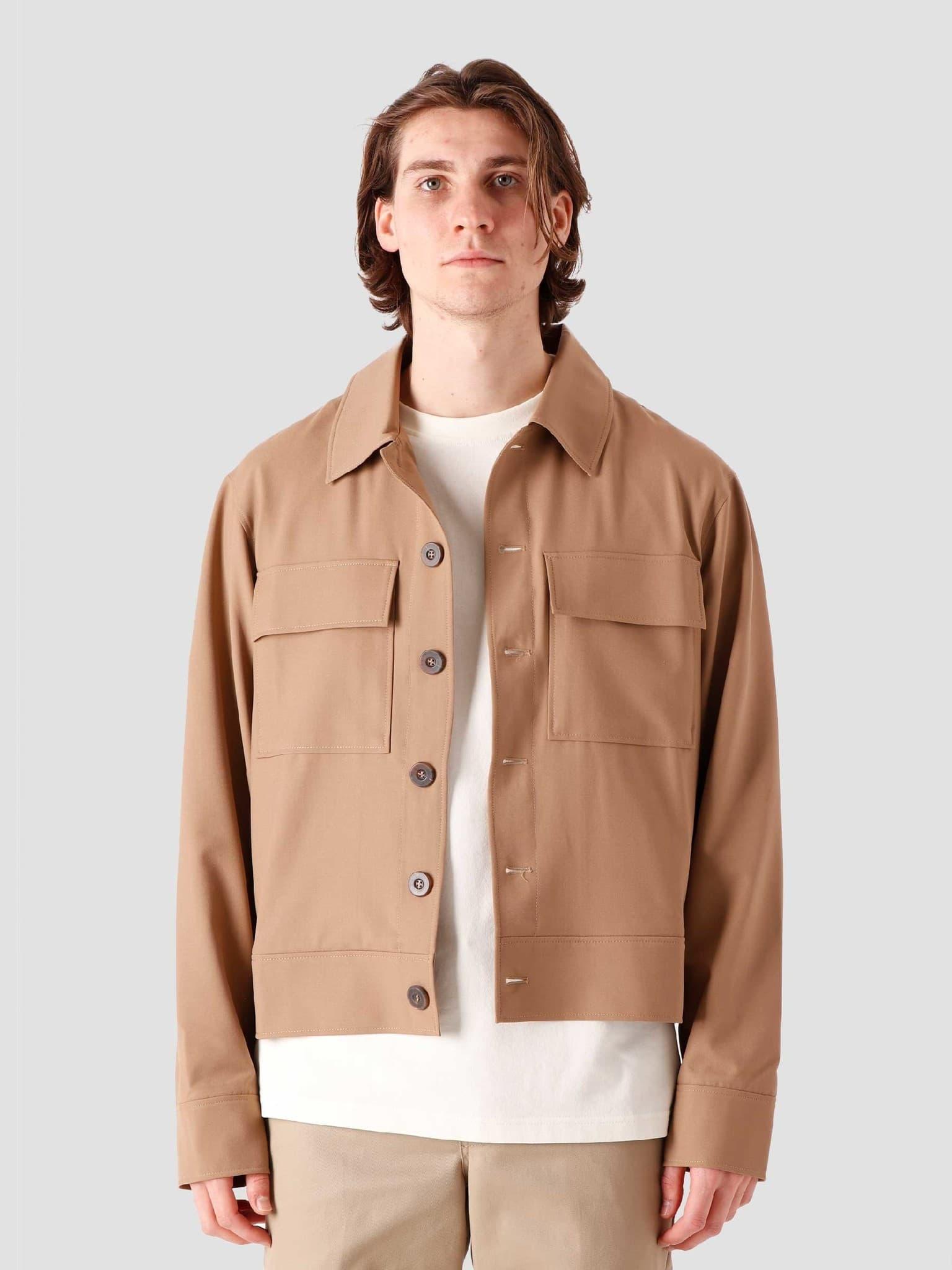 Mind Shirt Khaki 2025