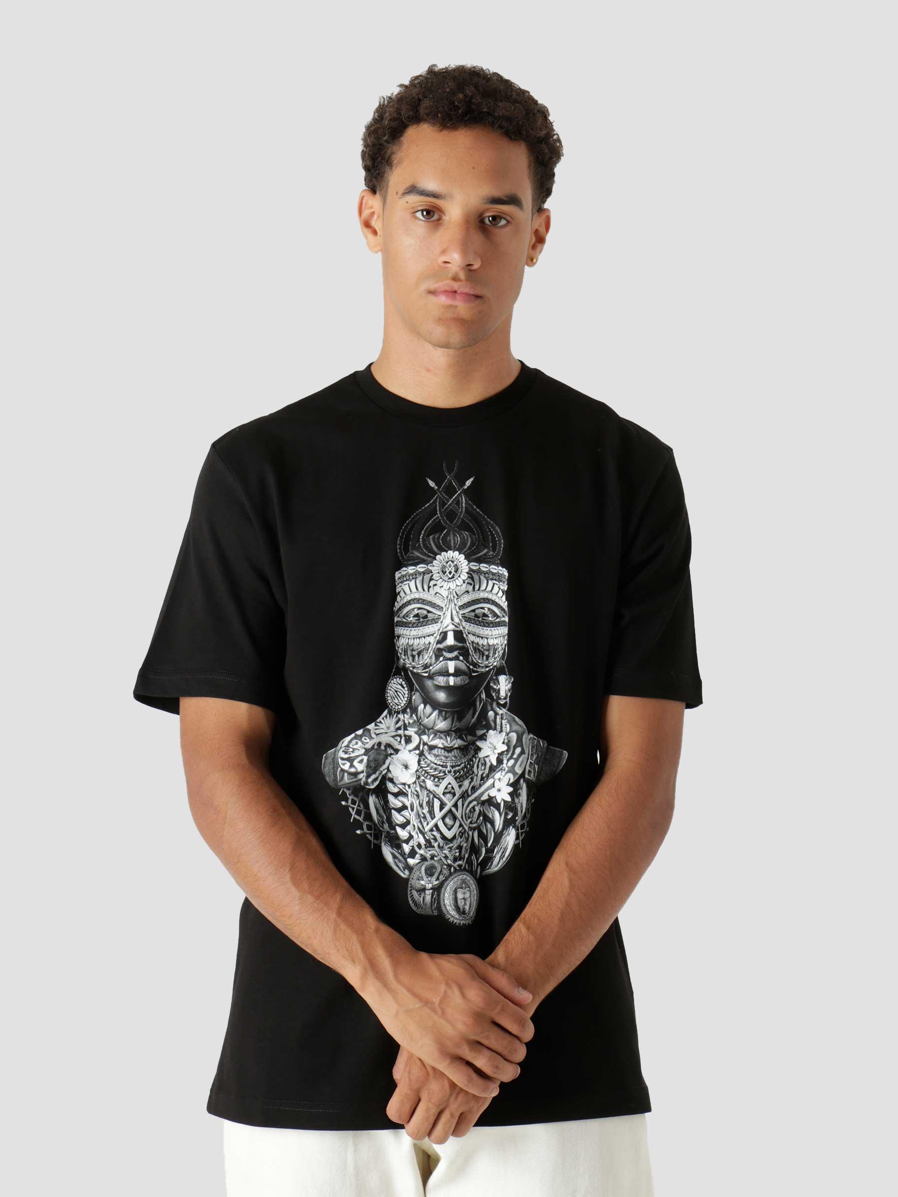 Lutalo Ss T-Shirt Black 2121009
