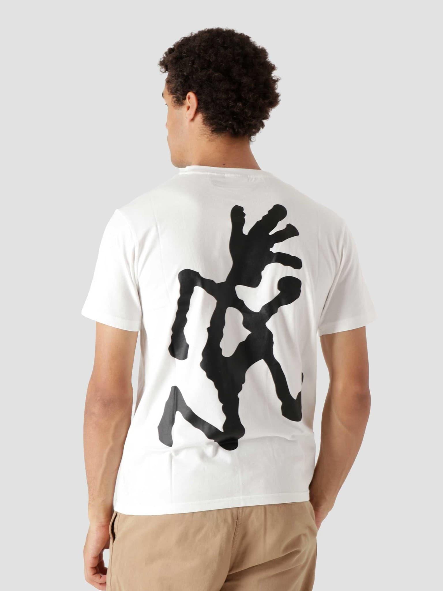 Big Runningman T-Shirt White 2013-STS