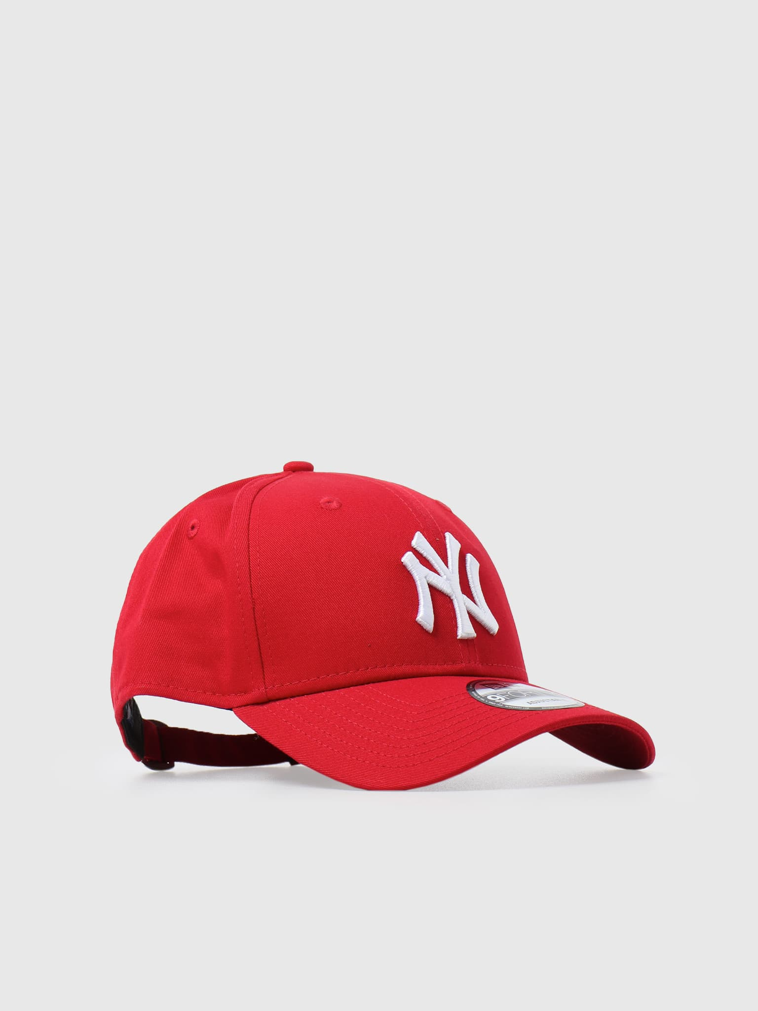 9Forty League Basic New York Yankees Scarlet White 10531938