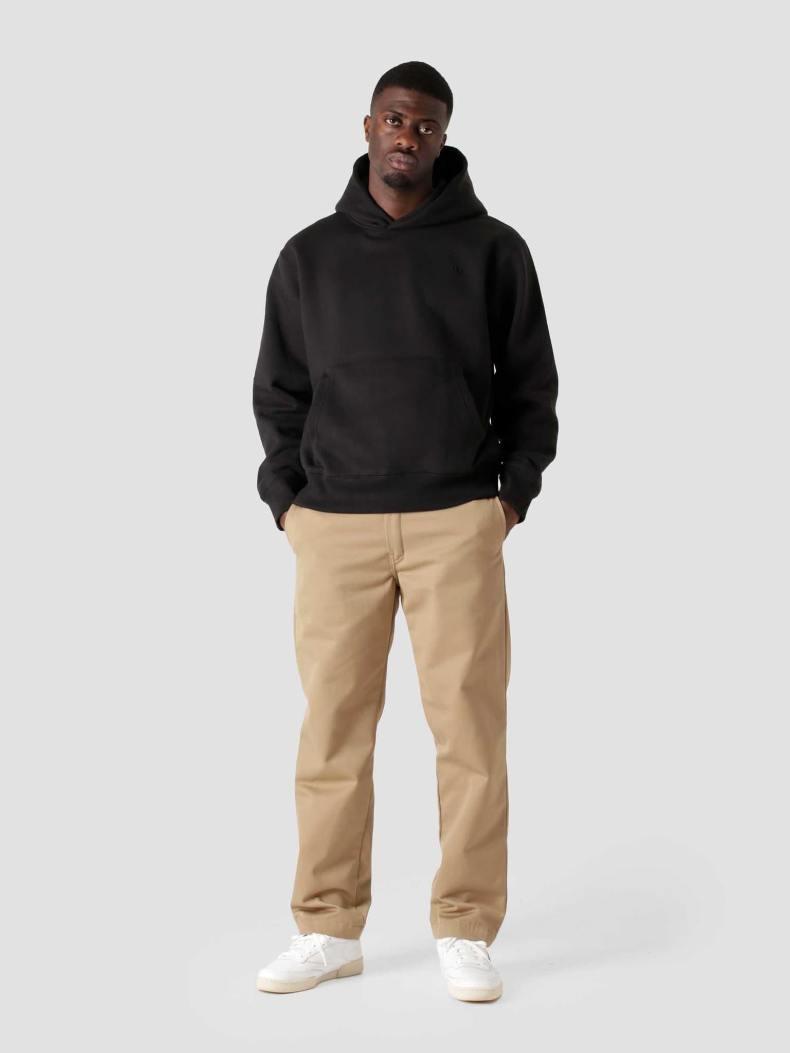 C Hoody Black H11377