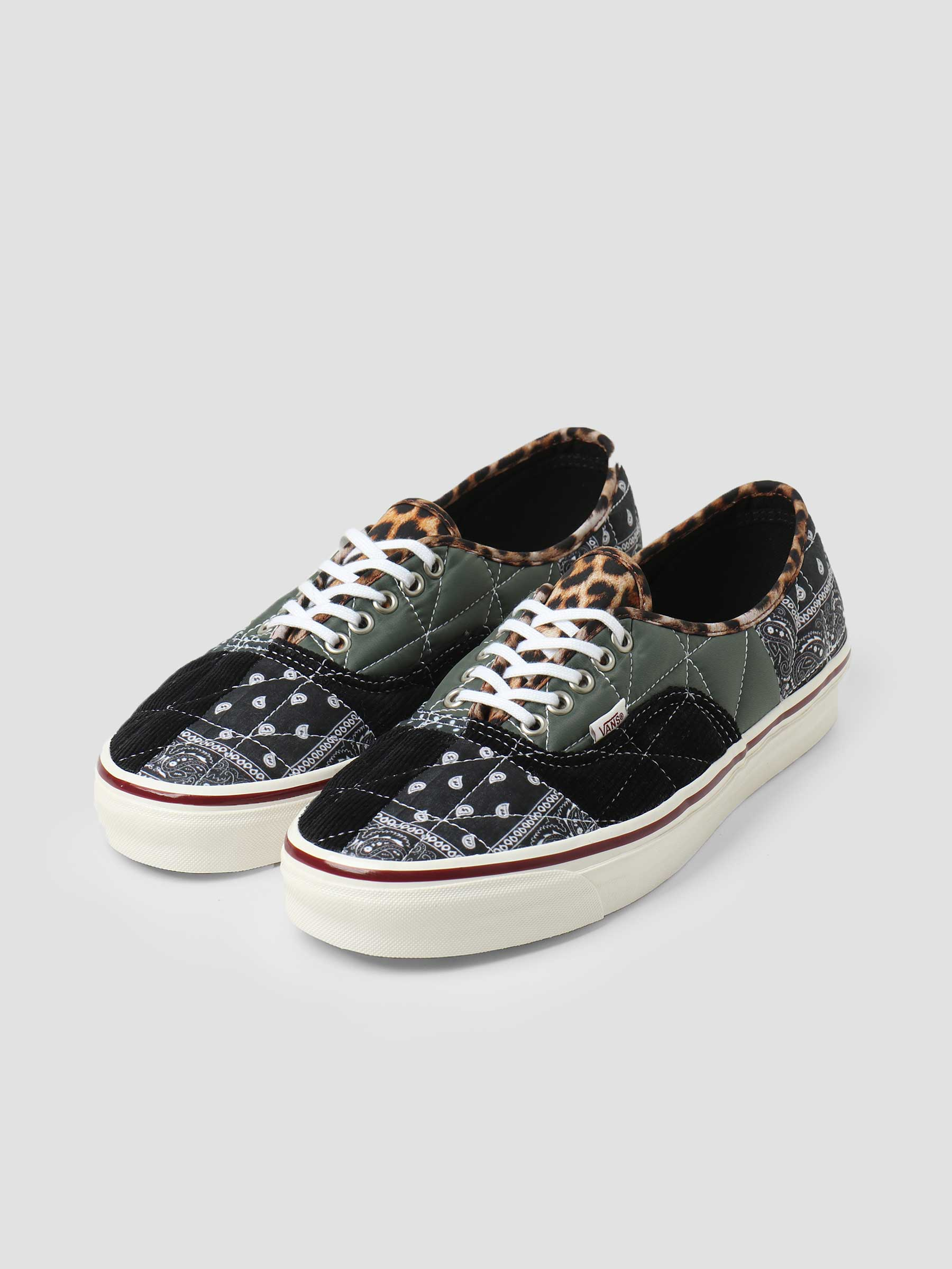 UA Authentic 44 DX PW Anaheim Factory Quilted Mix VN0A54F99GU1
