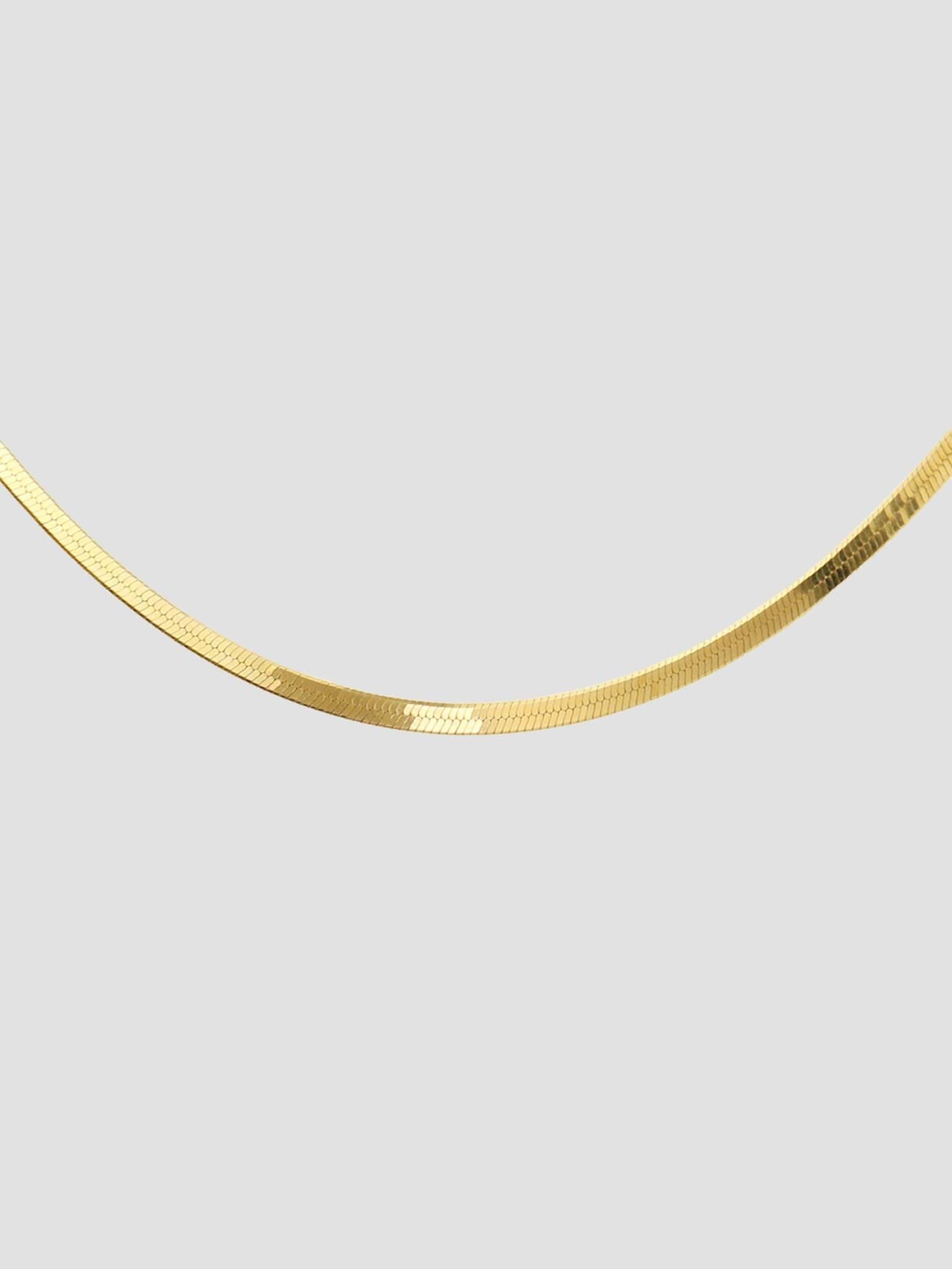Sofia Necklace Gold