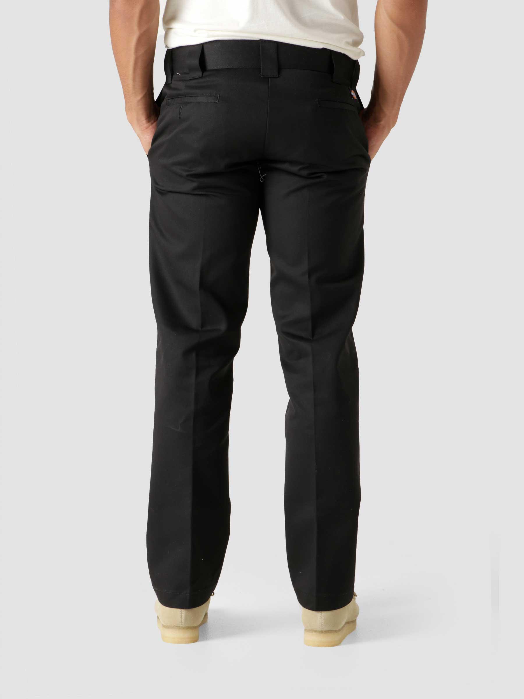 Slim Straight Work Pant Black DK0WP873BLK1