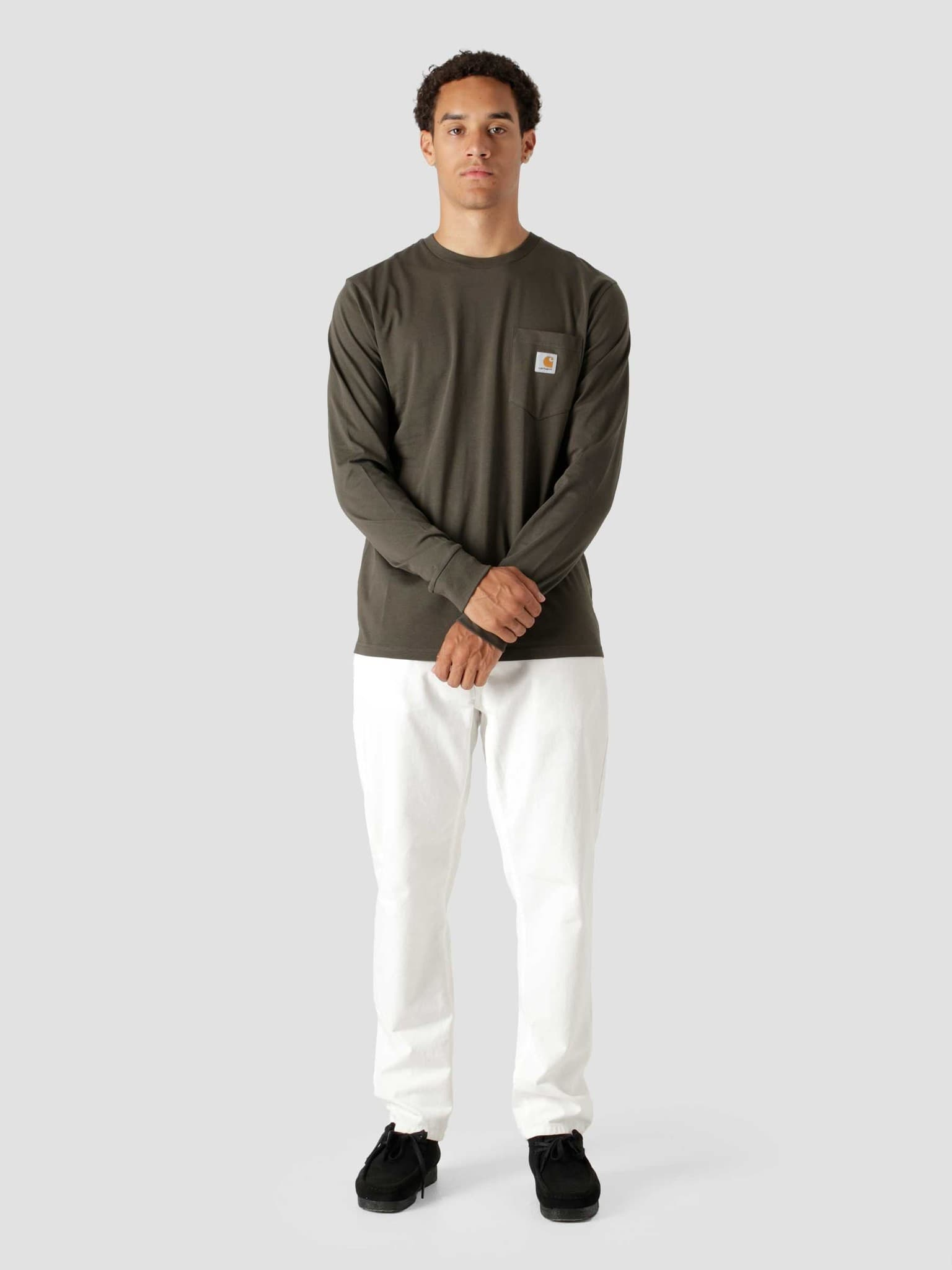 Longsleeve Pocket T-Shirt Cypress I022094