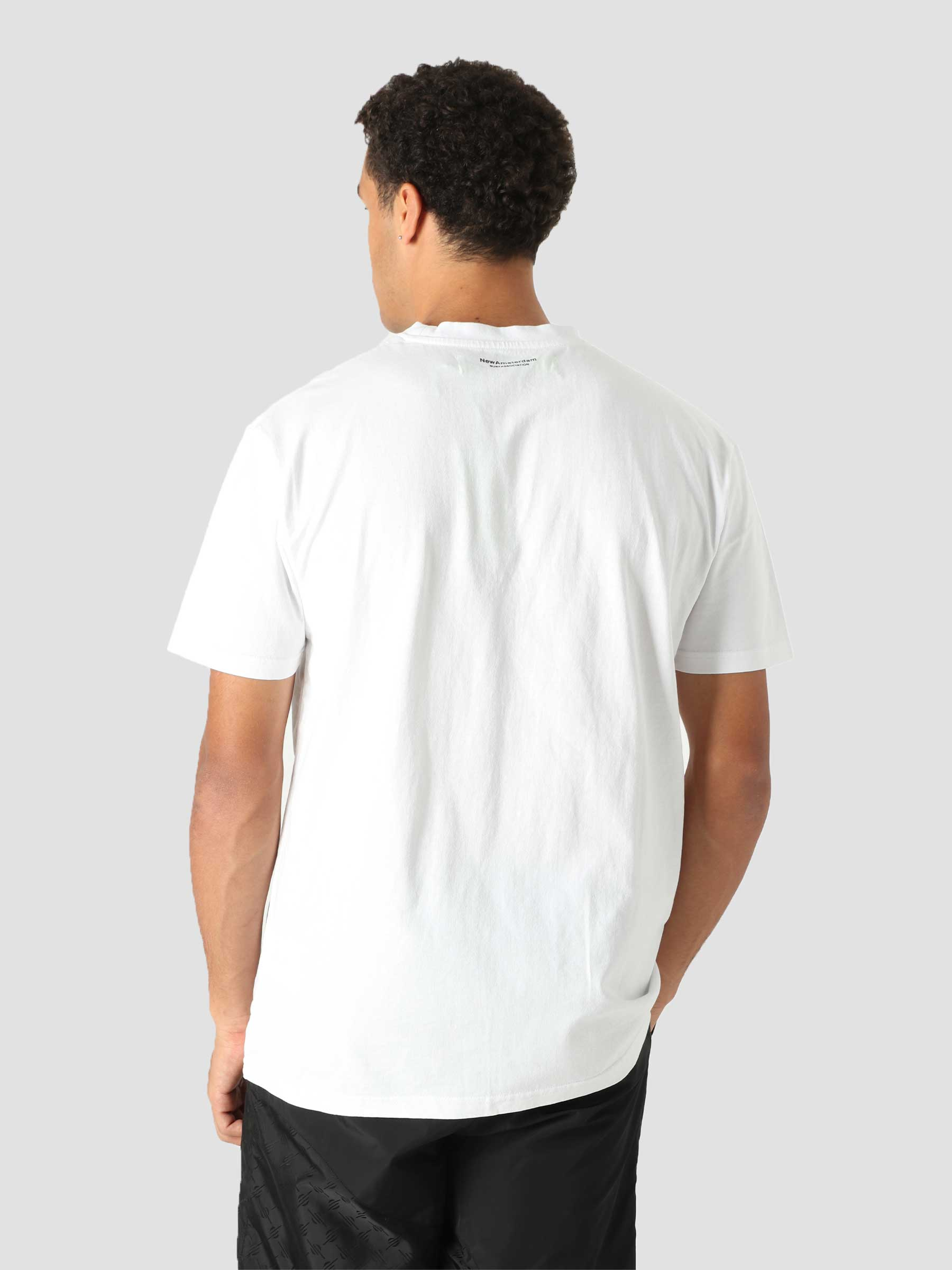 Dice T-Shirt White  2021200