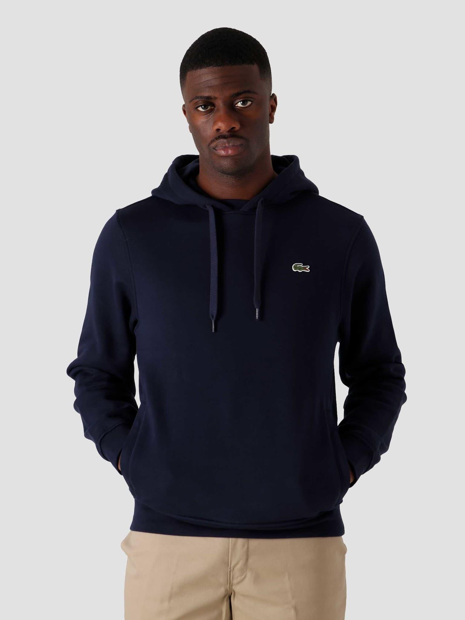 1HS1 Men's Sweater Navy Blue SH1527-11