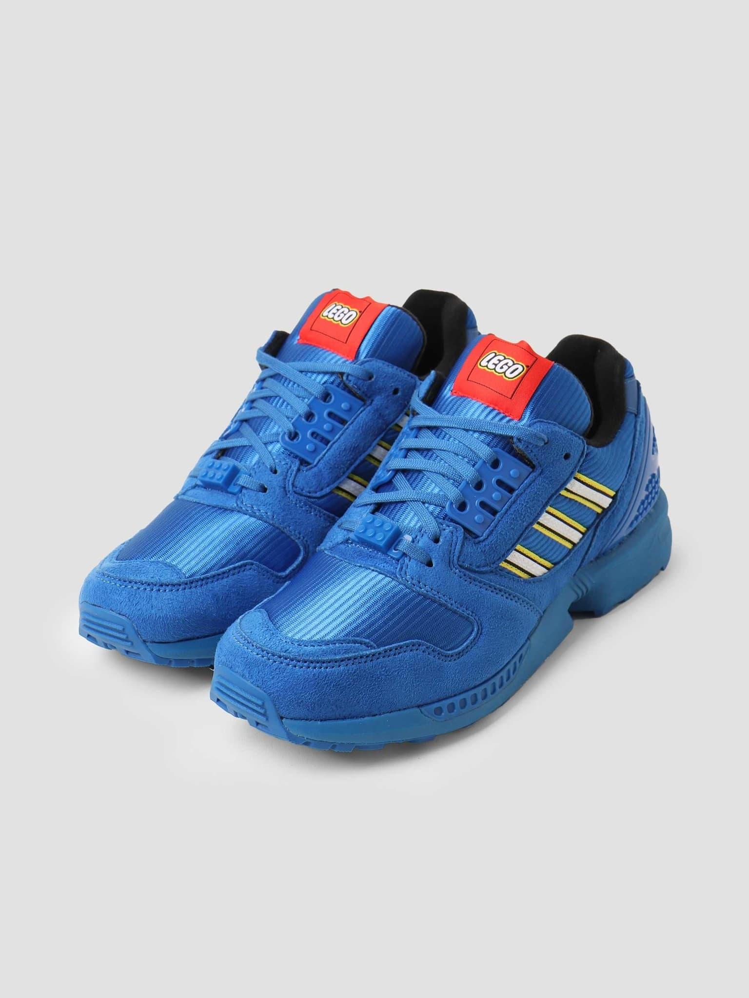 ZX 8000 Lego Royal Blue Footwear White Royal Blue FY7083