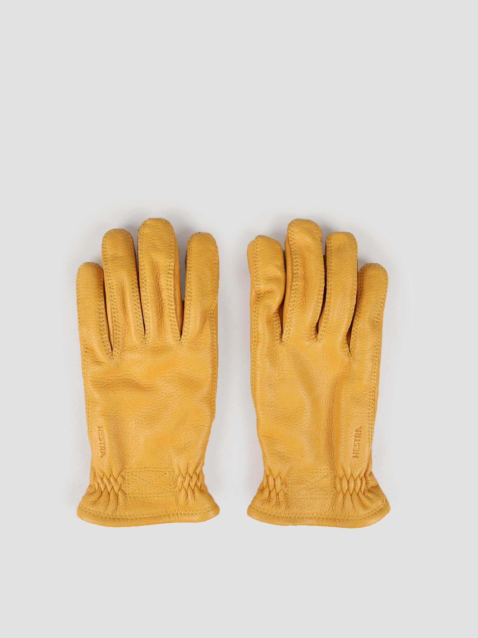 Särna Glove Natural Yellow 20890
