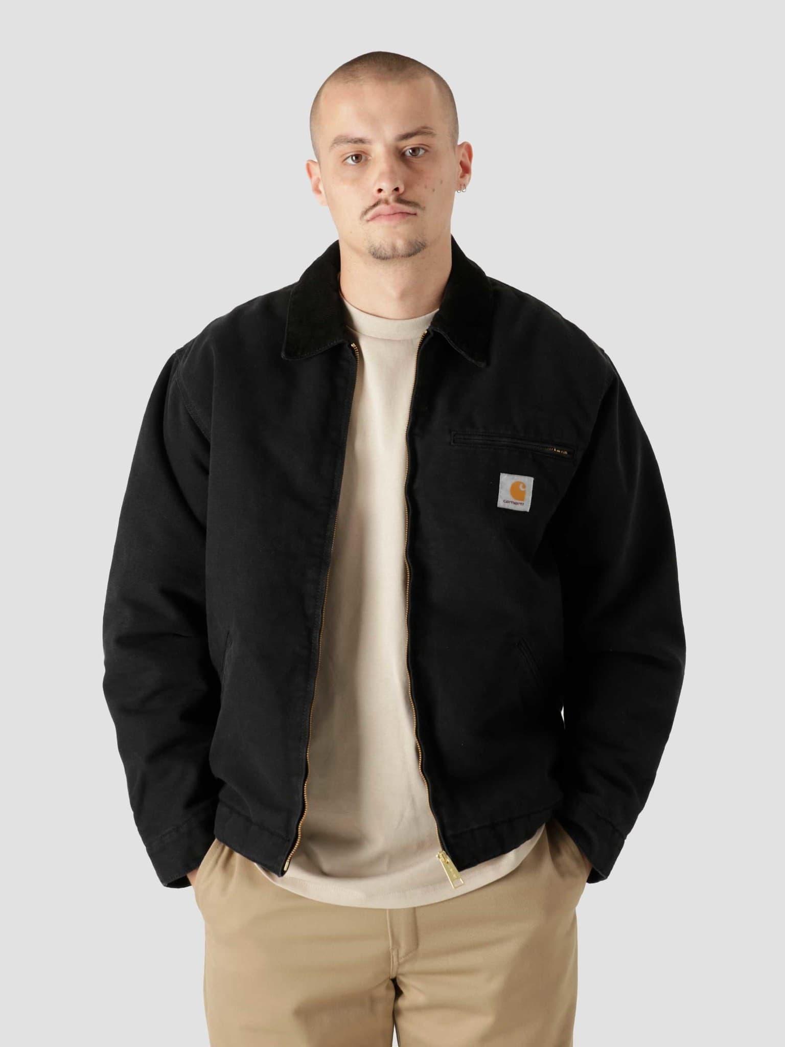 OG Detroit Jacket Black Black I027358