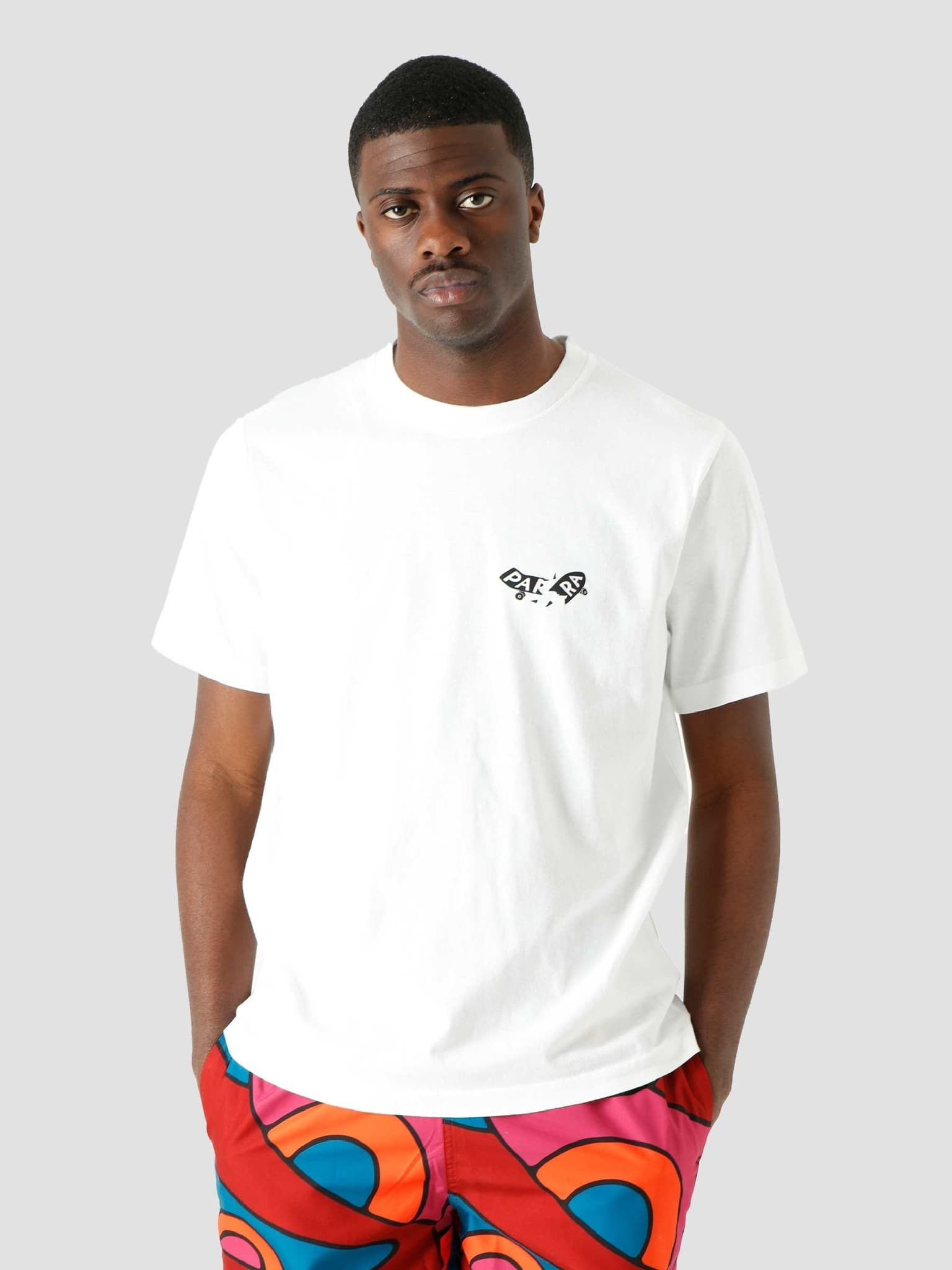 Focused T-Shirt White 45310