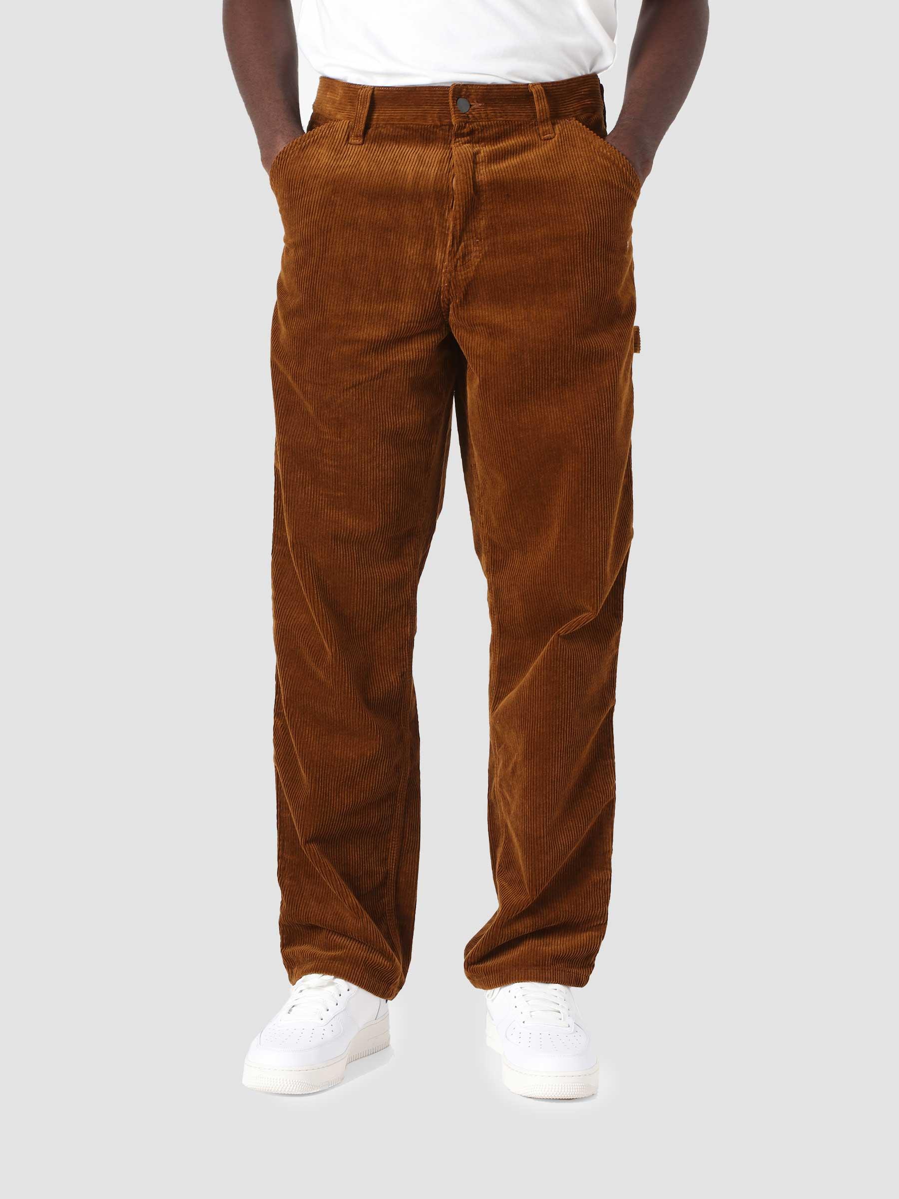 Single Knee Pant Tawny Rinsed I028627-0EP02