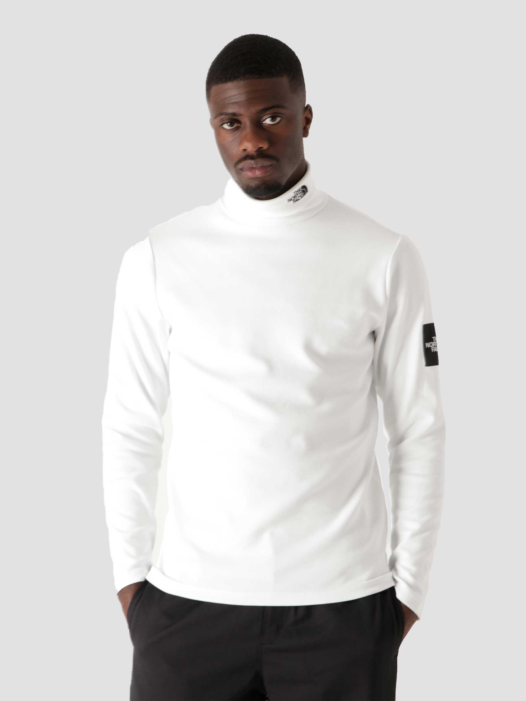 Bb Longsleevet Dnc Longsleeve T-Shirt TNF White NF0A5ICAFN4