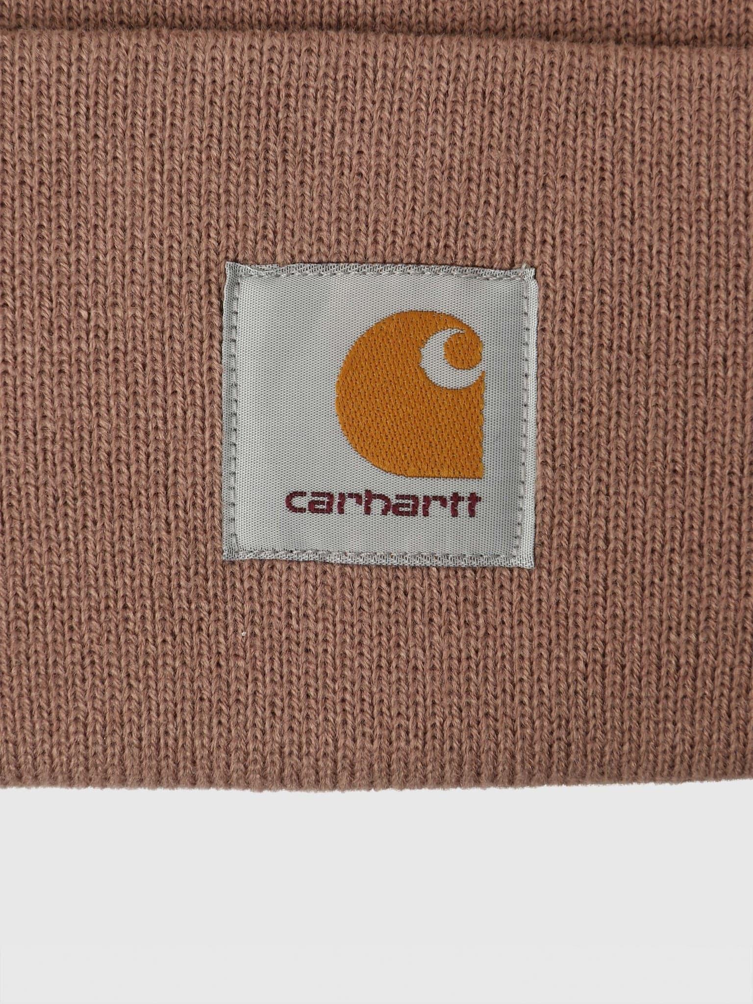Acrylic Watch Hat Earthy Pink I020222