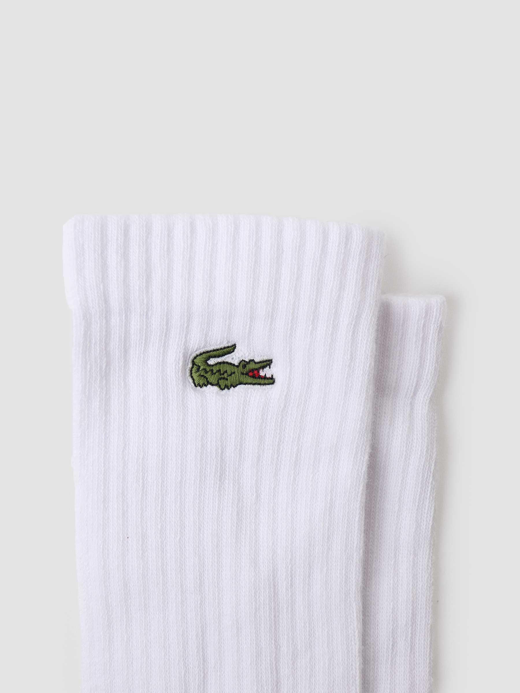 2G1C Socks 11 White RA2099-11