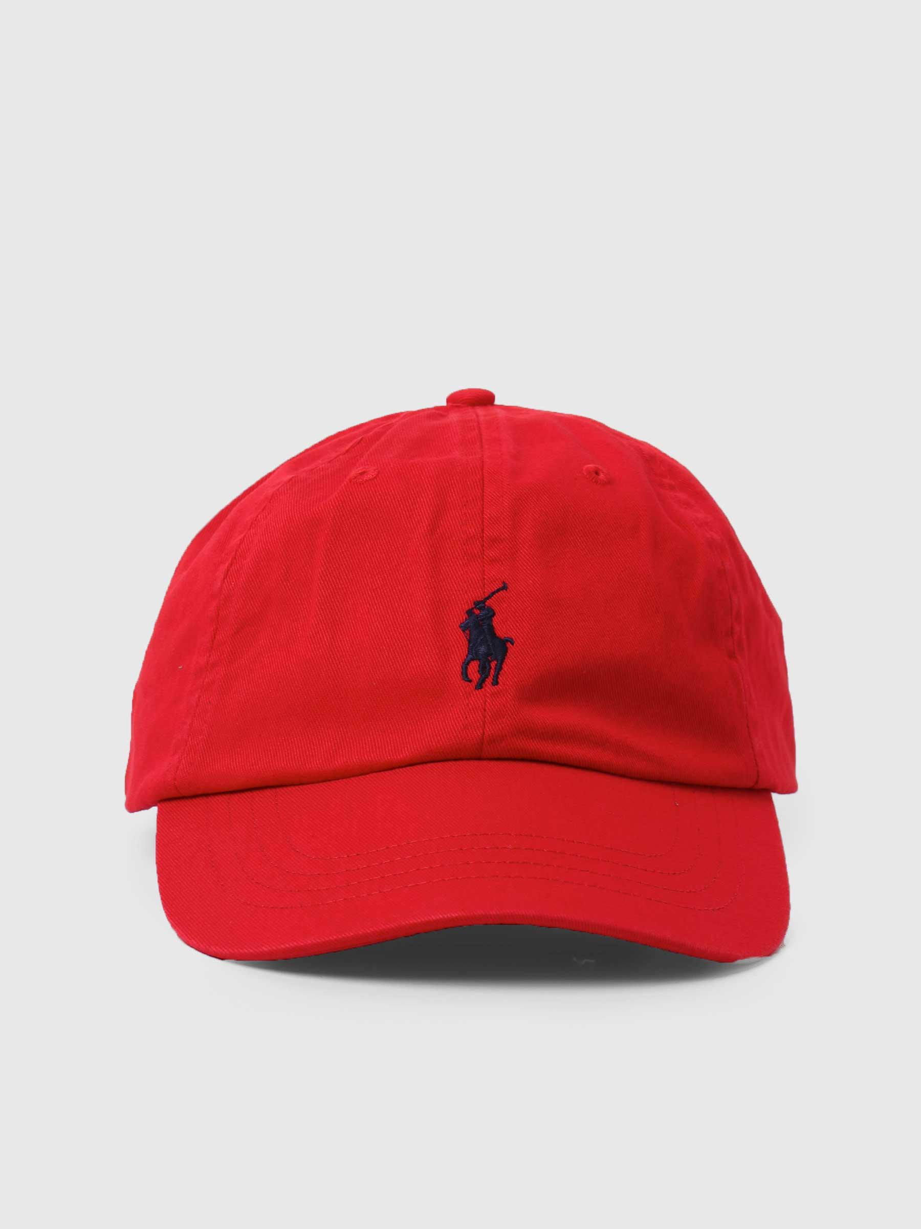 Classic Sport Cap RL2000 Red Blue 710548524002