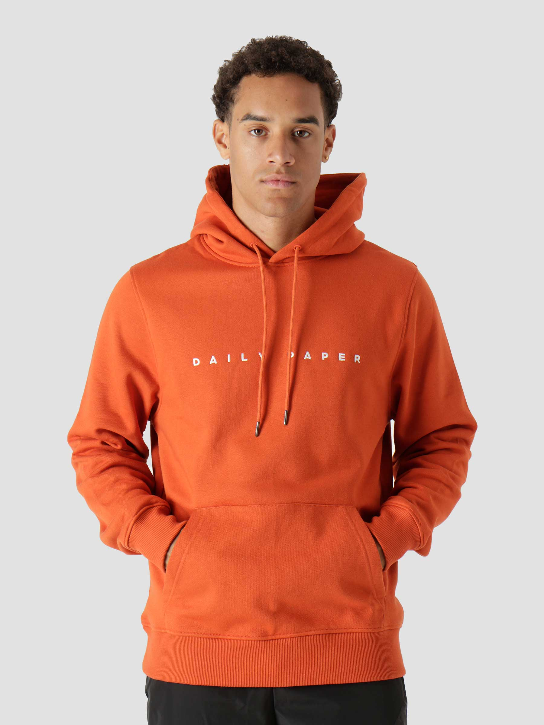 Alias Hood Orange Clay 2122005