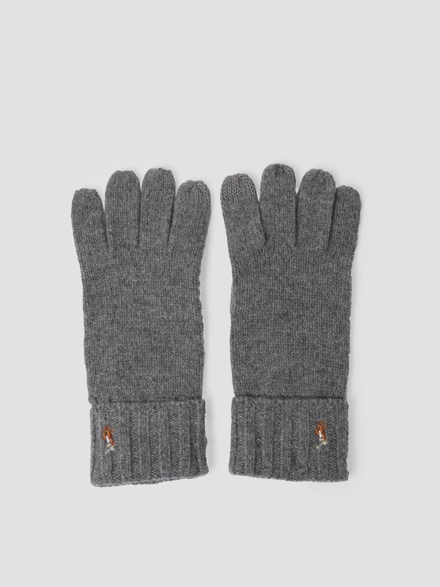Signature Meri Glove Fawn Grey Heather 449777692005