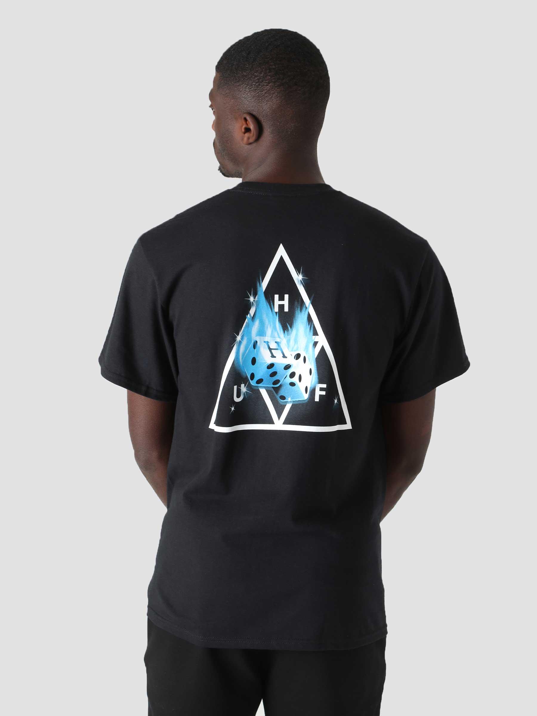 Hot Dice TT T-Shirt Black TS01498-BLACK