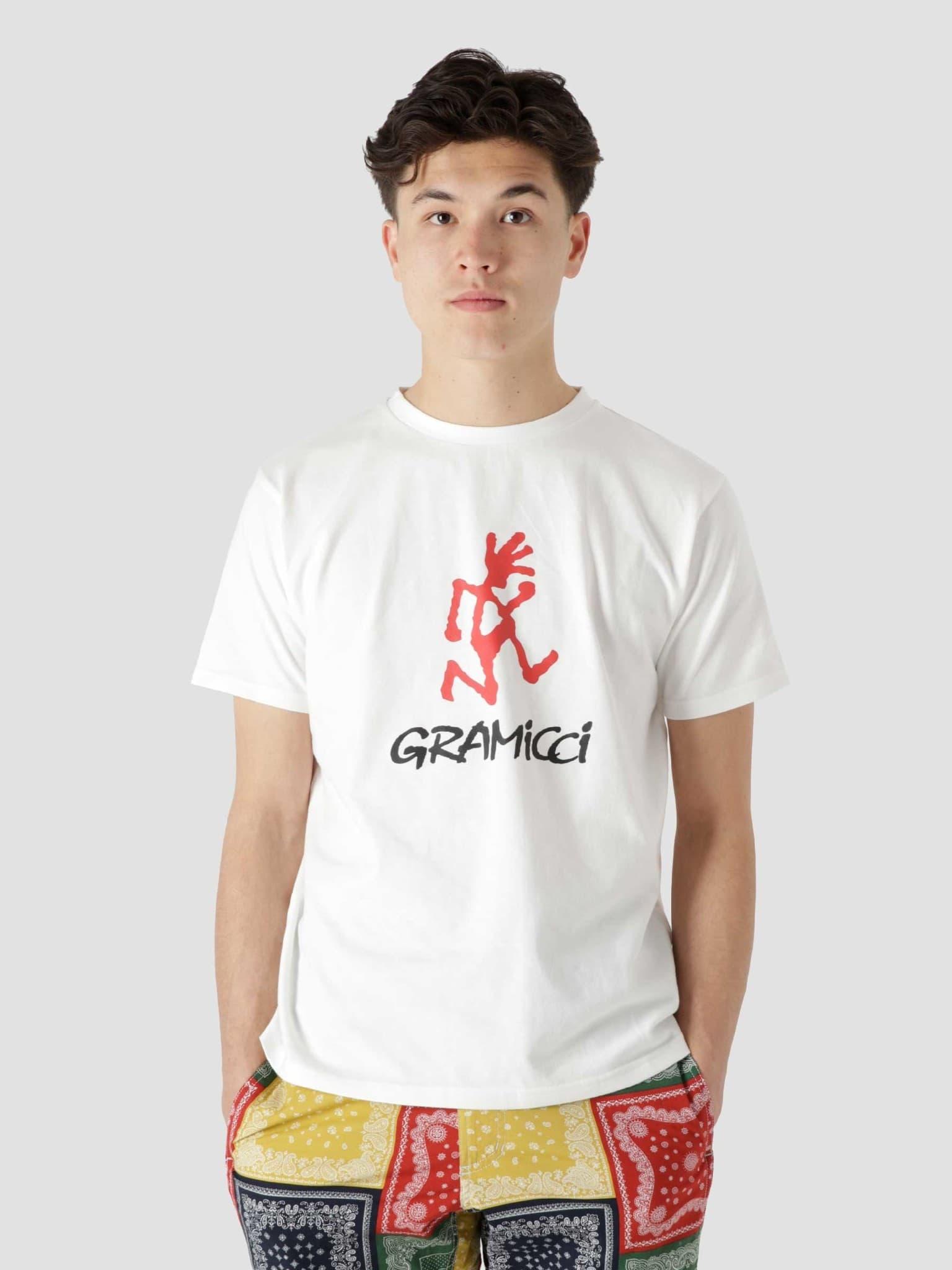 Logo T-Shirt White 2012-STS