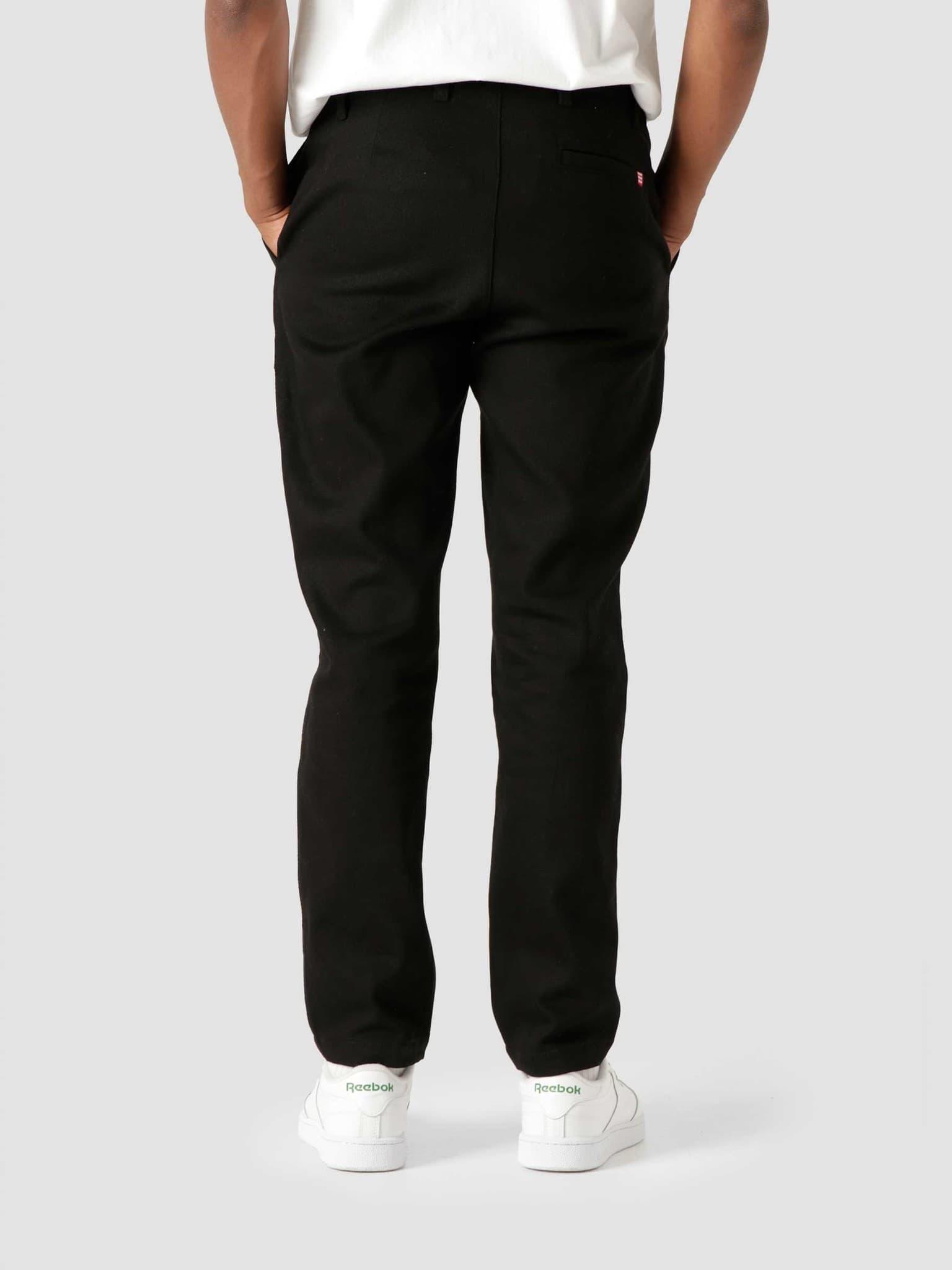 Carota Trousers Black