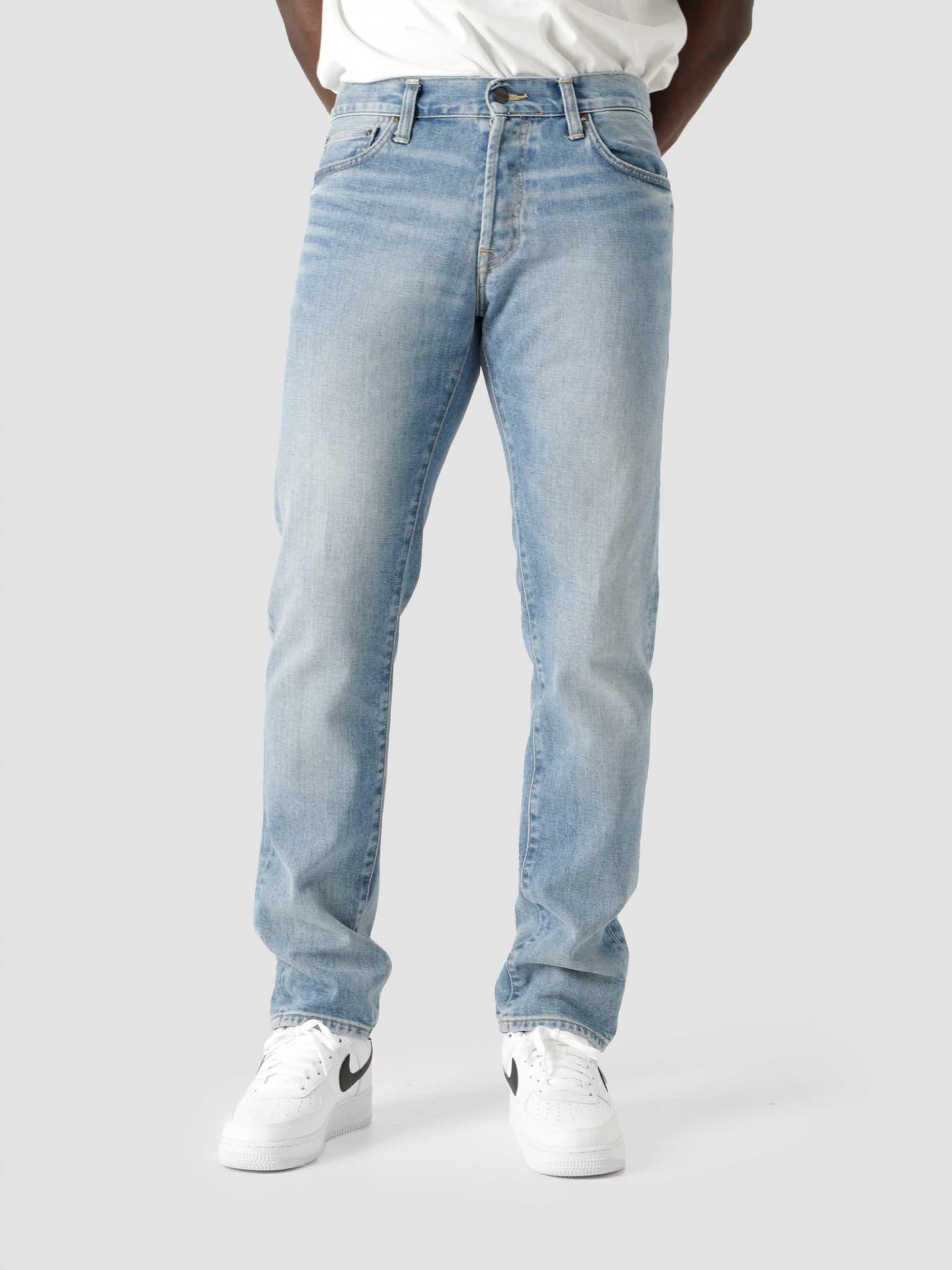 Klondike Pant Blue Light Used Wash I029207-01WI