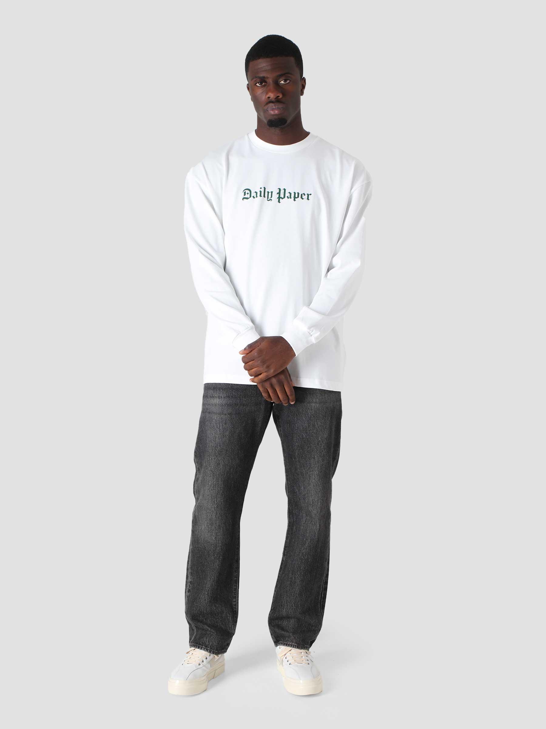 Hocolls Longsleeve T-Shirt White 2123022