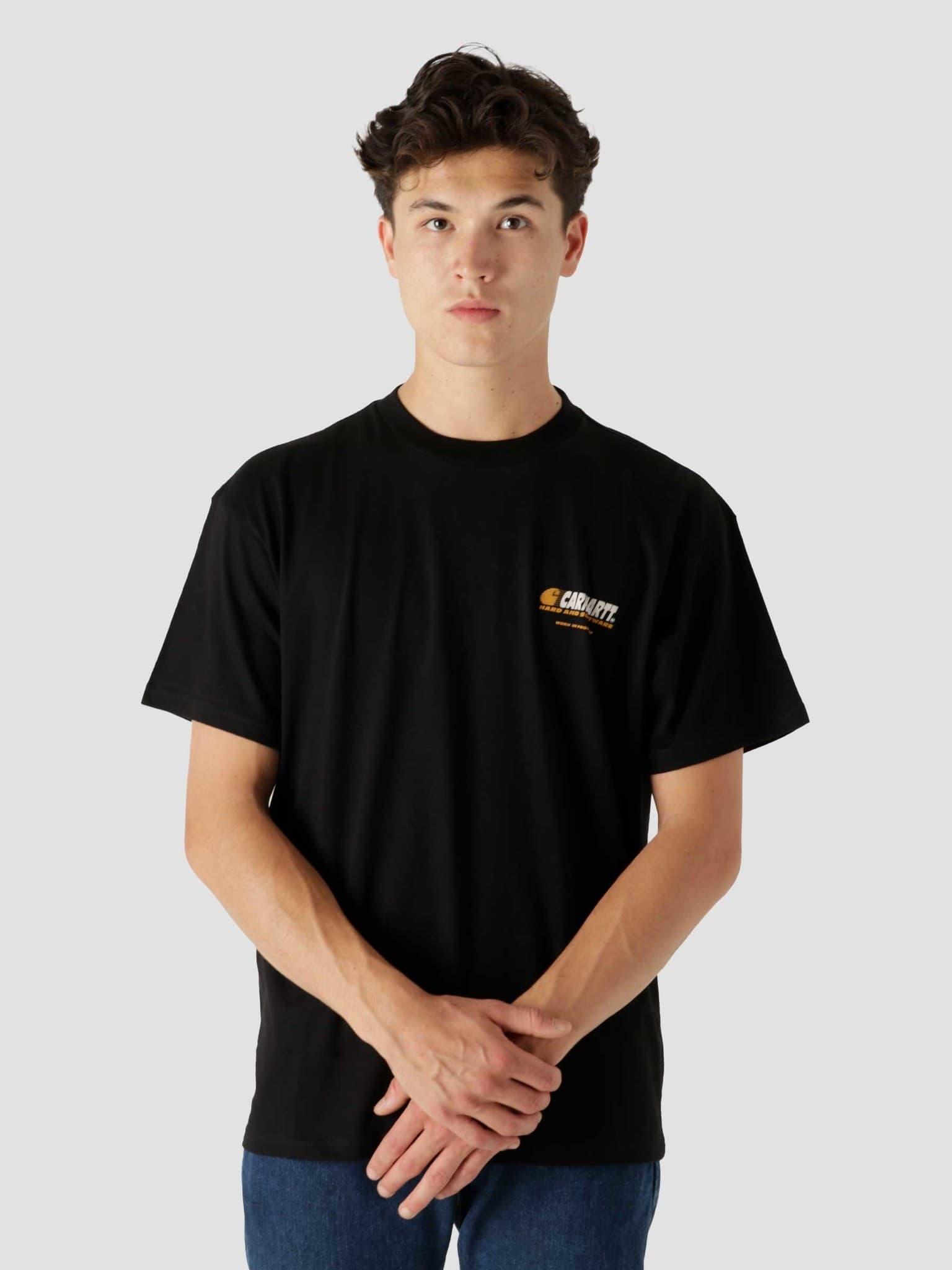 Software T-Shirt Black I029619