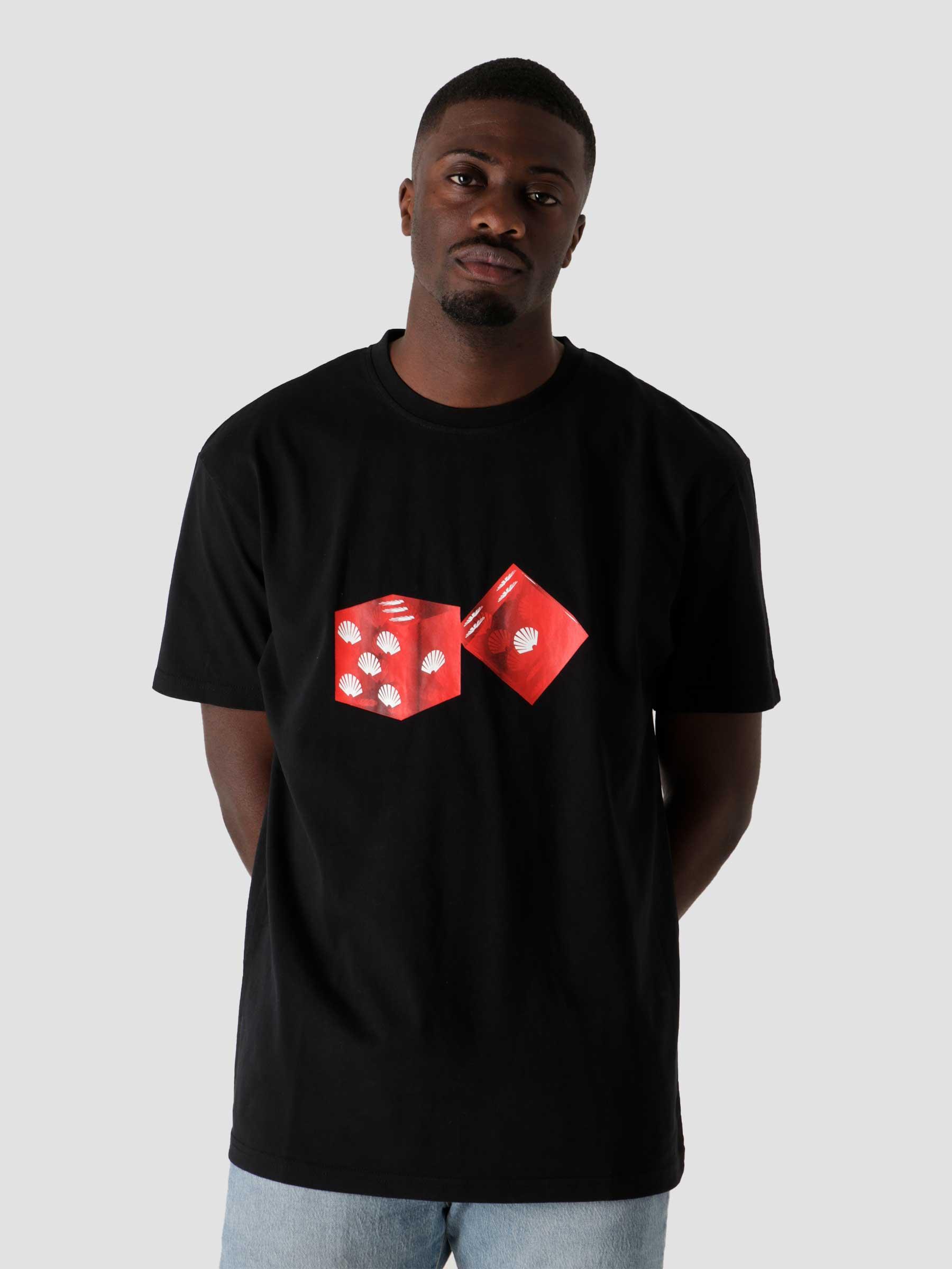 Dice T-Shirt Black 2021201