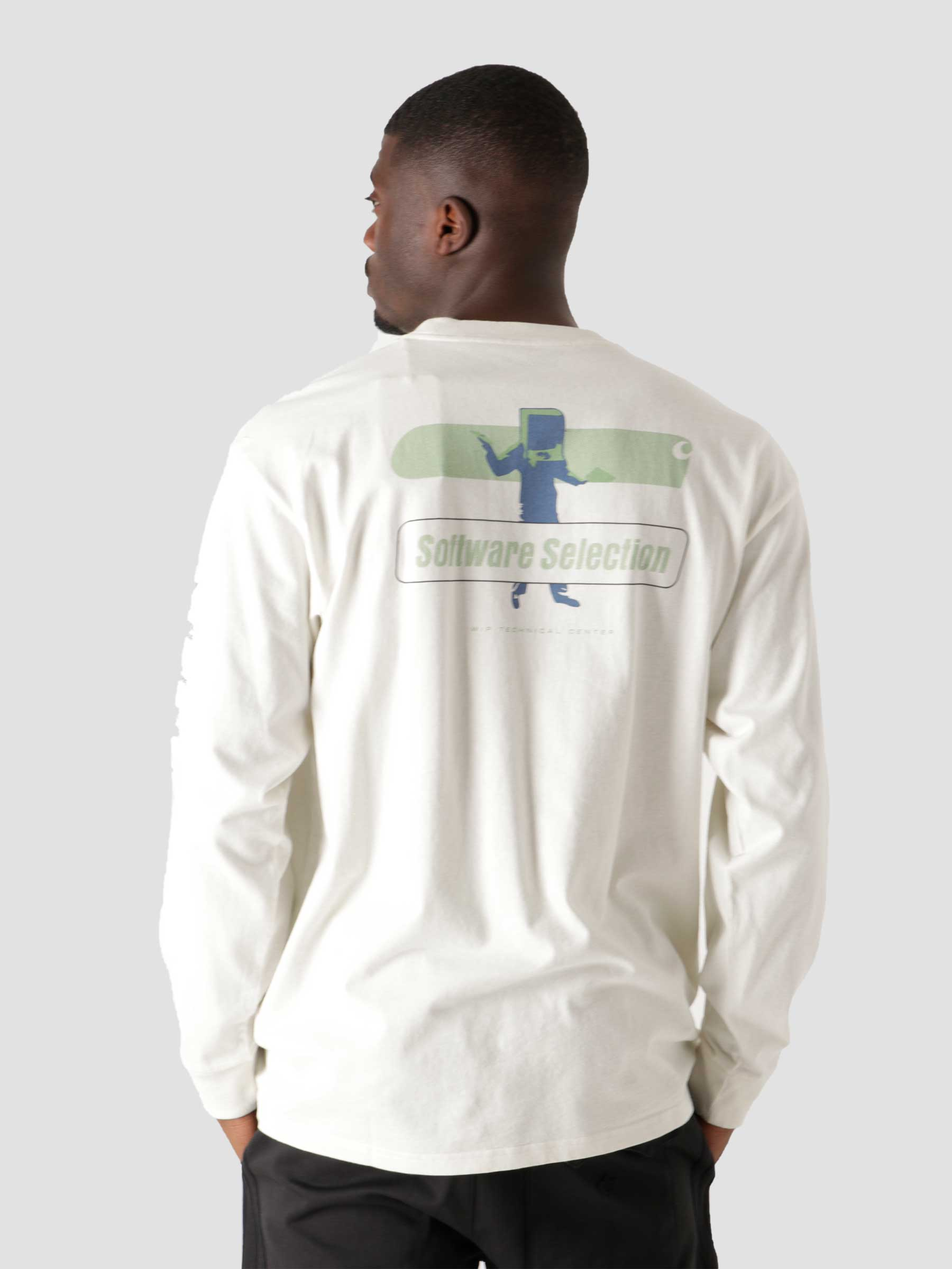 Longsleeve Systems T-Shirt Wax I029624