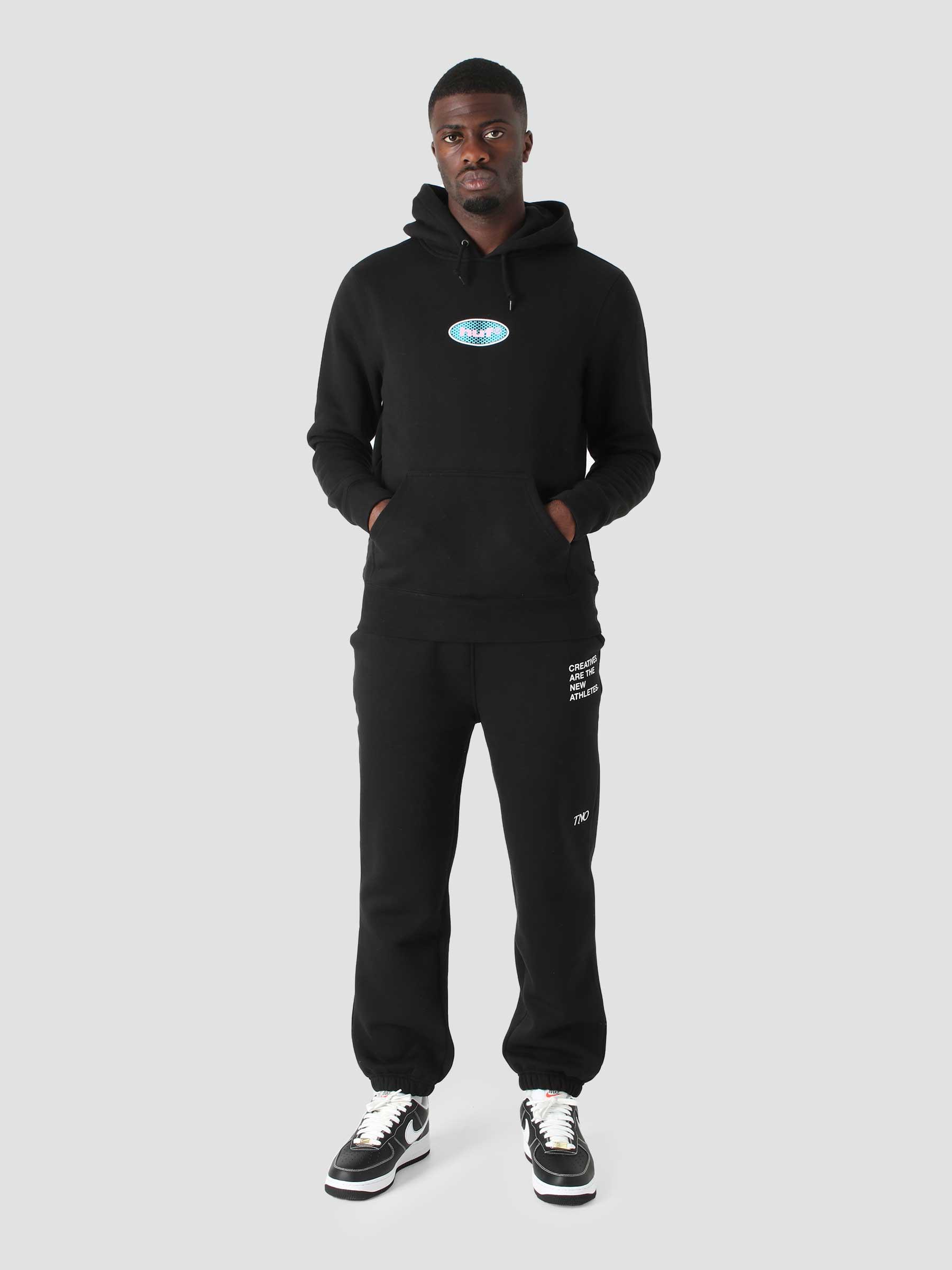 Heatwave Hoodie Black PF00390-BLACK
