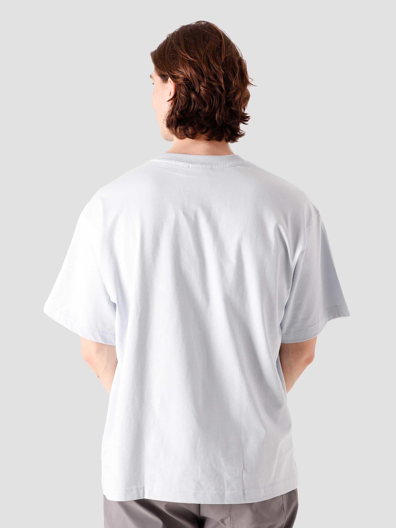 Premium T-Shirt Hal Blue GN3378