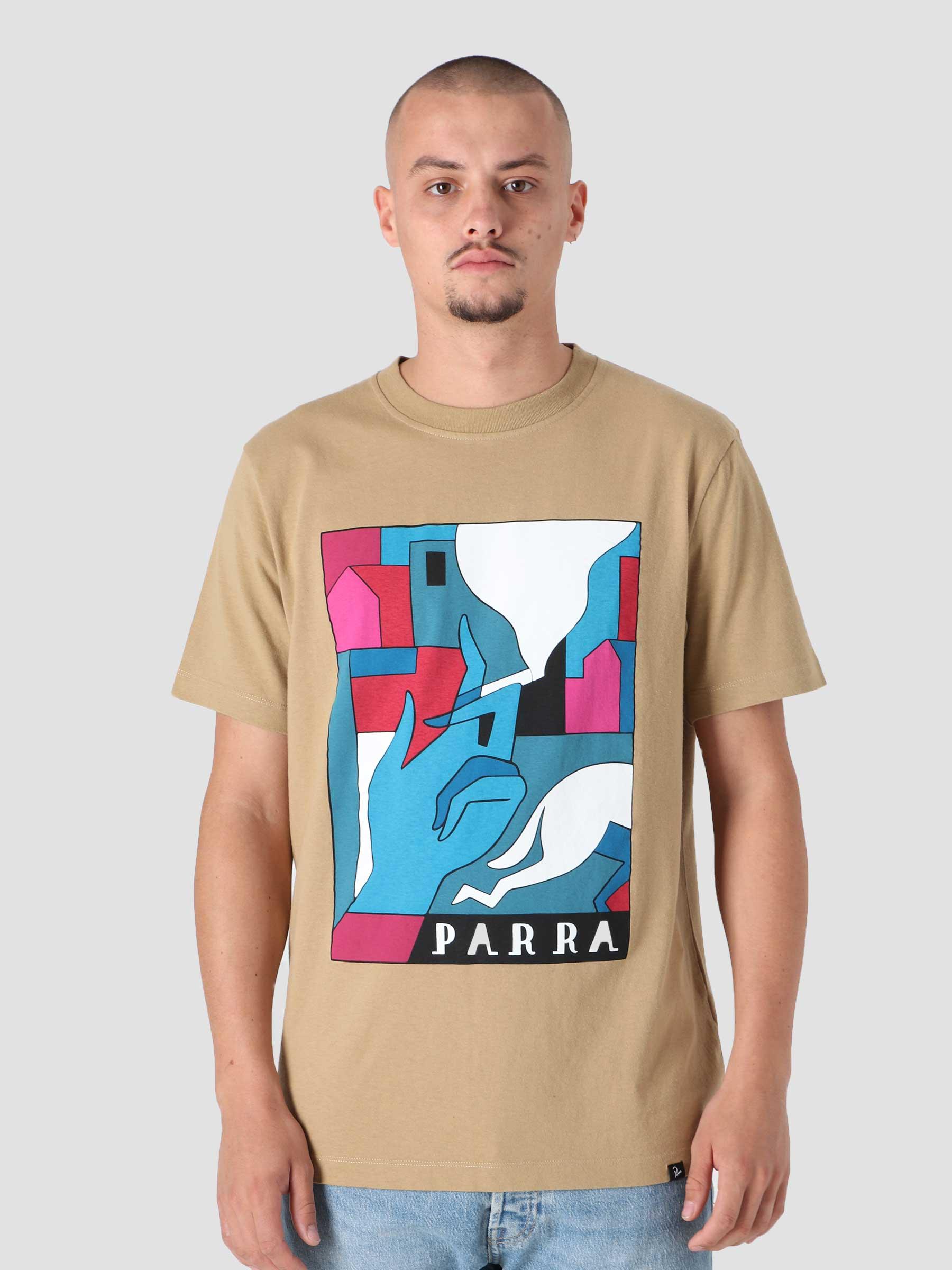 Bad Habits T-Shirt Camel 46301