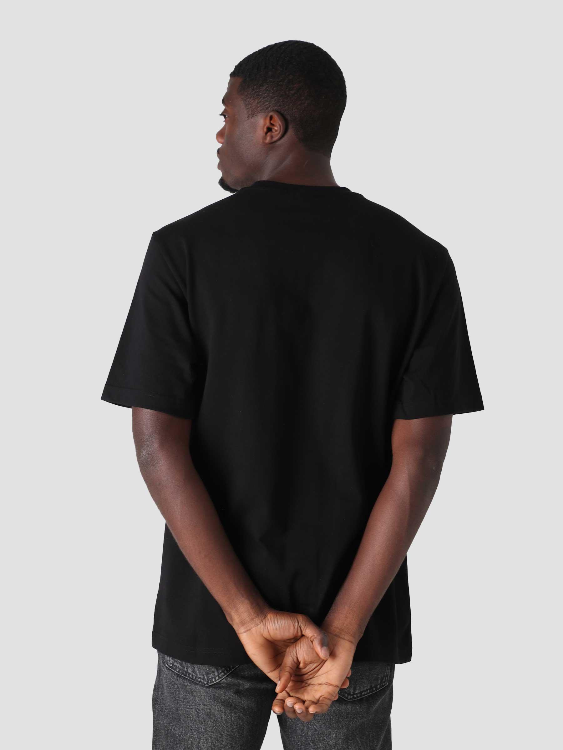 Hosort T-Shirt Black 2123031