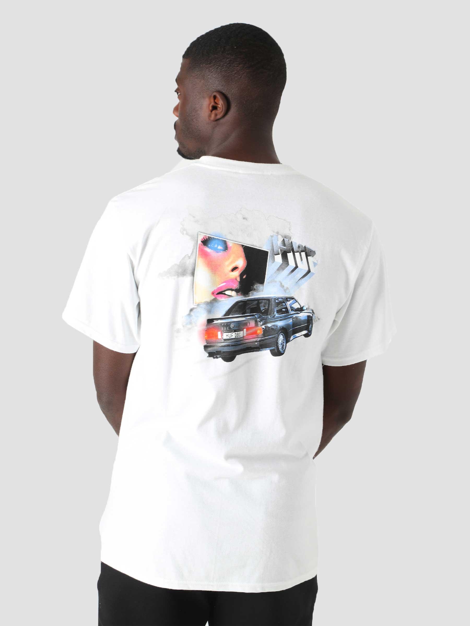 Triple Beam Dream T-Shirt White TS01522-WHITE