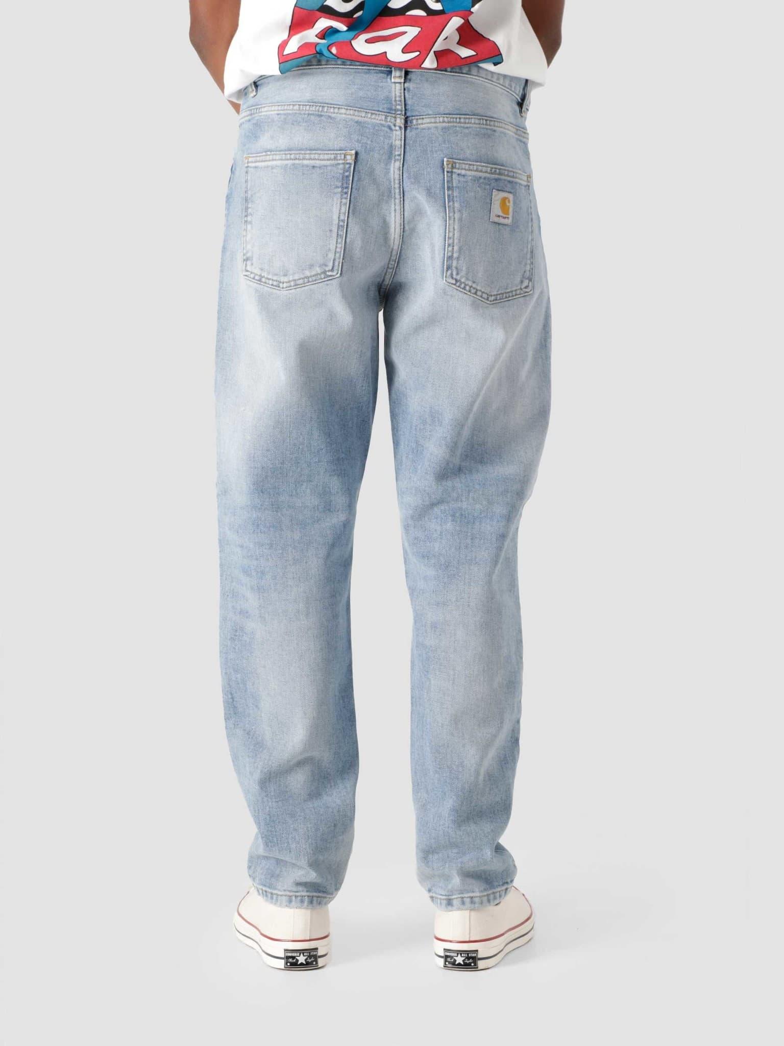 Newel Pant Blue Light Used Wash I029208-01WI