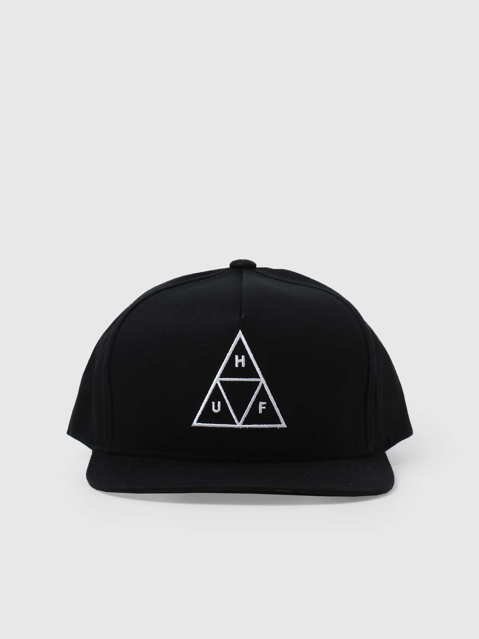 Essentials TT Snapback Hat Black HT00344