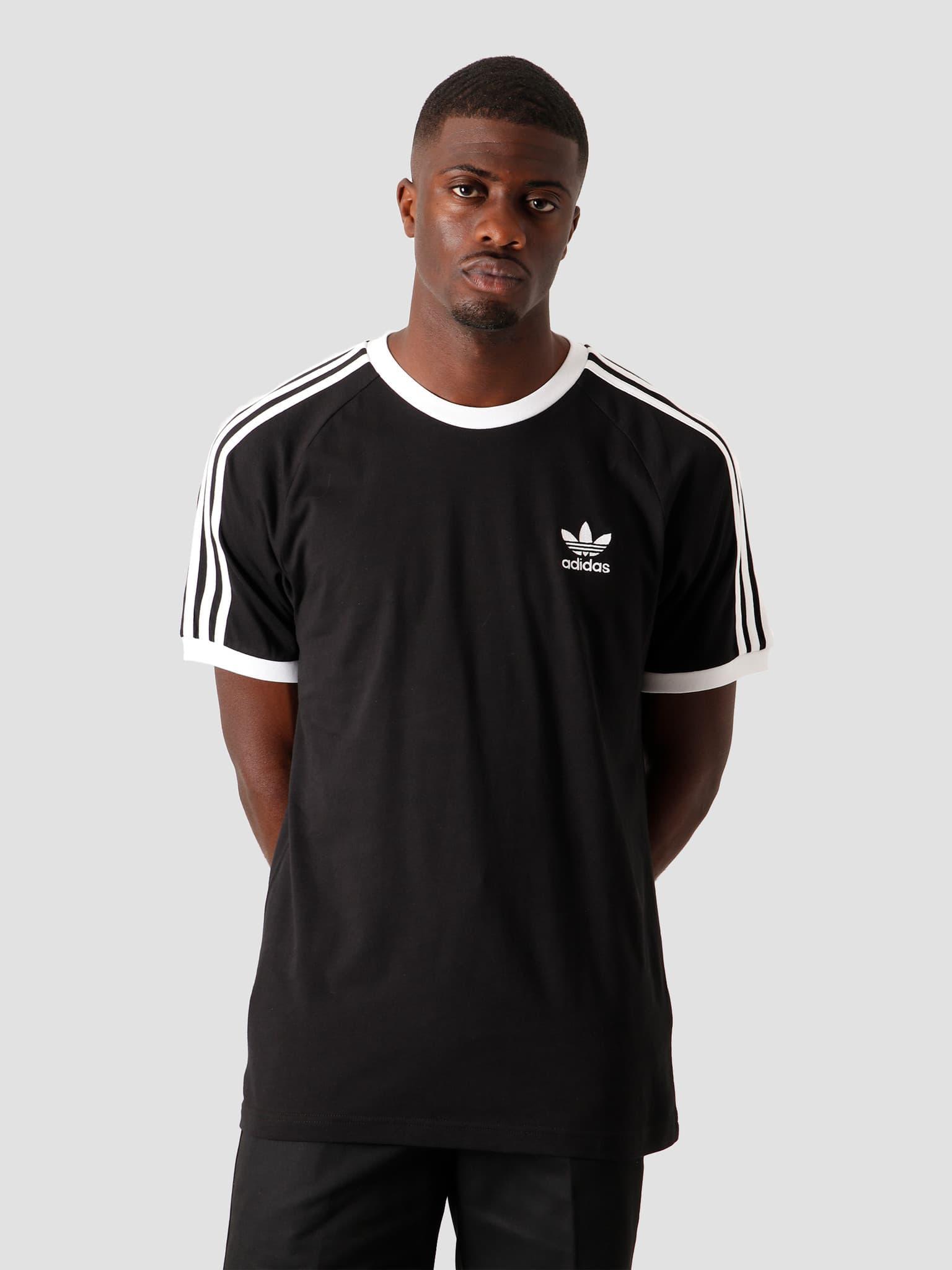 3-Stripes T-Shirt Black CW1202