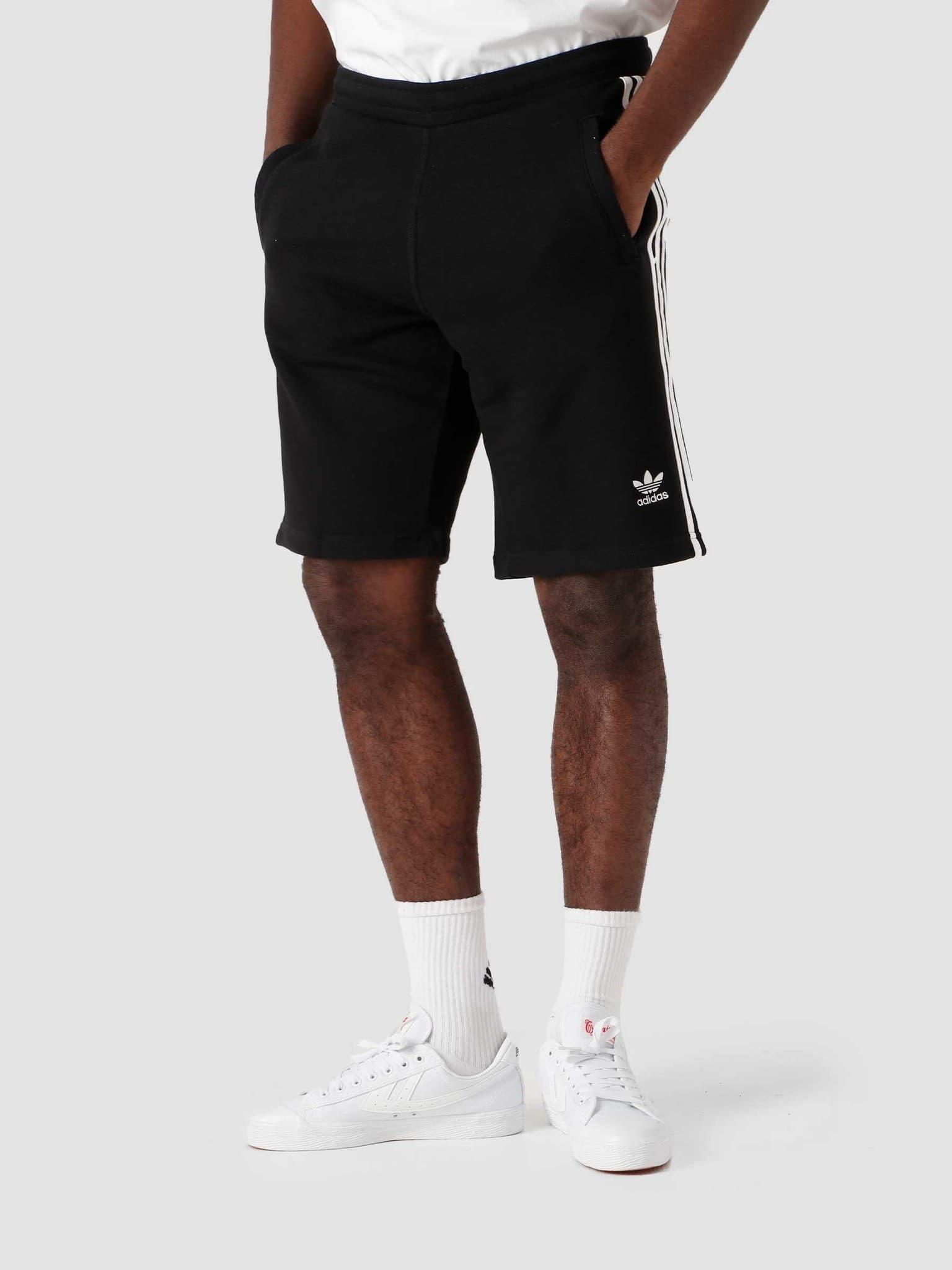 3 Stripes Shorts Black DH5798