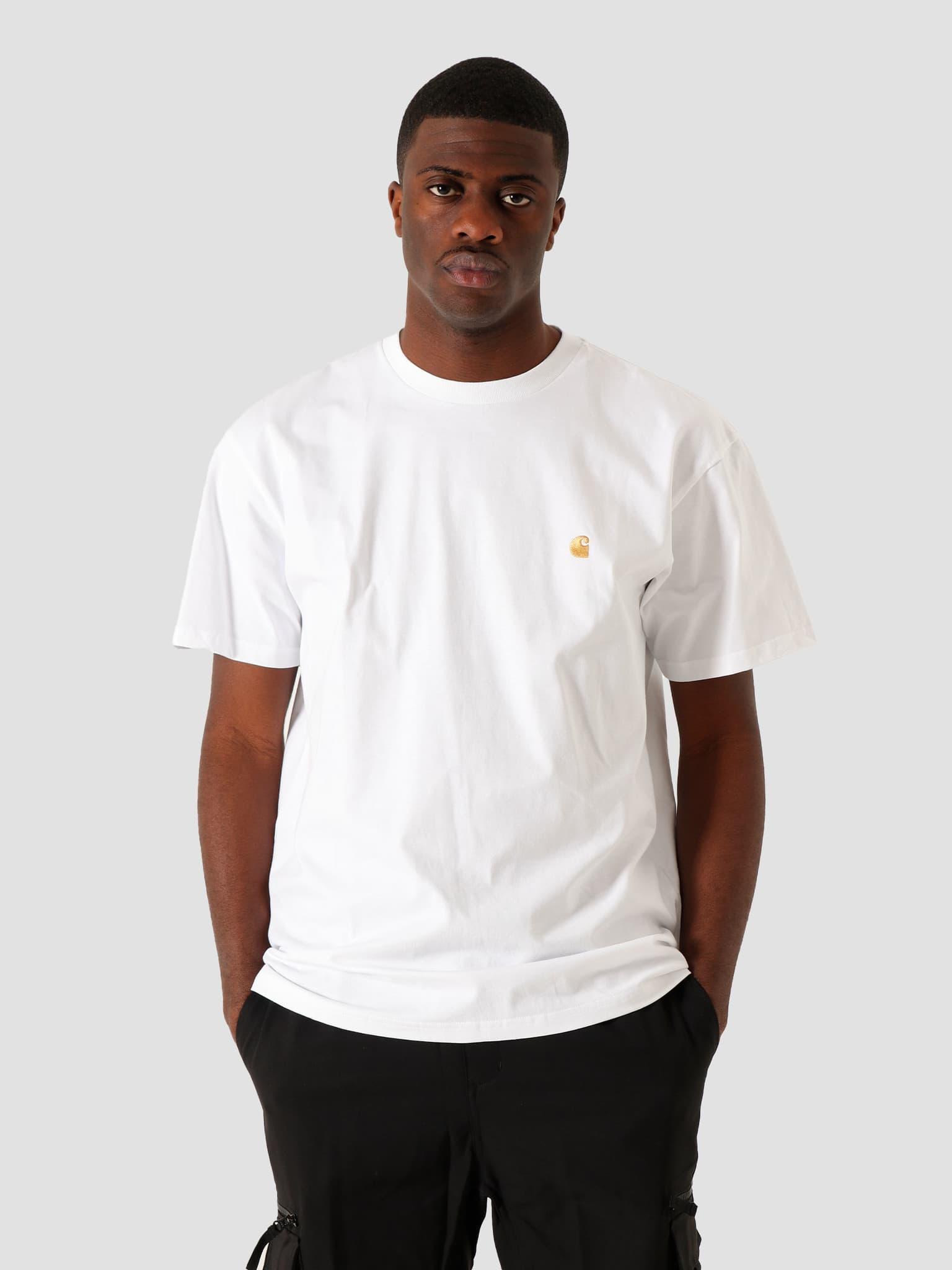Chase T-Shirt White Gold I026391