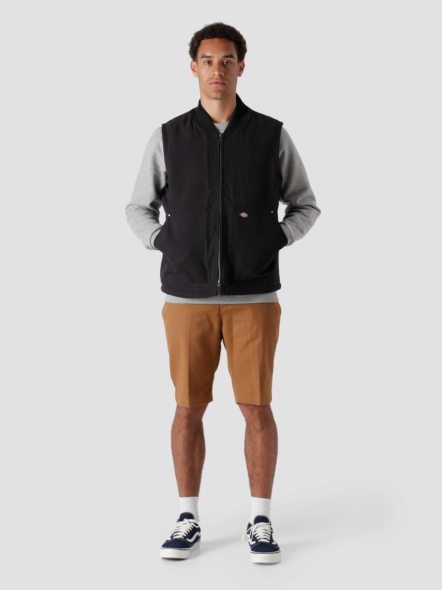 Dickies Duck Canvas Vest Black DK0A4XFXBLK