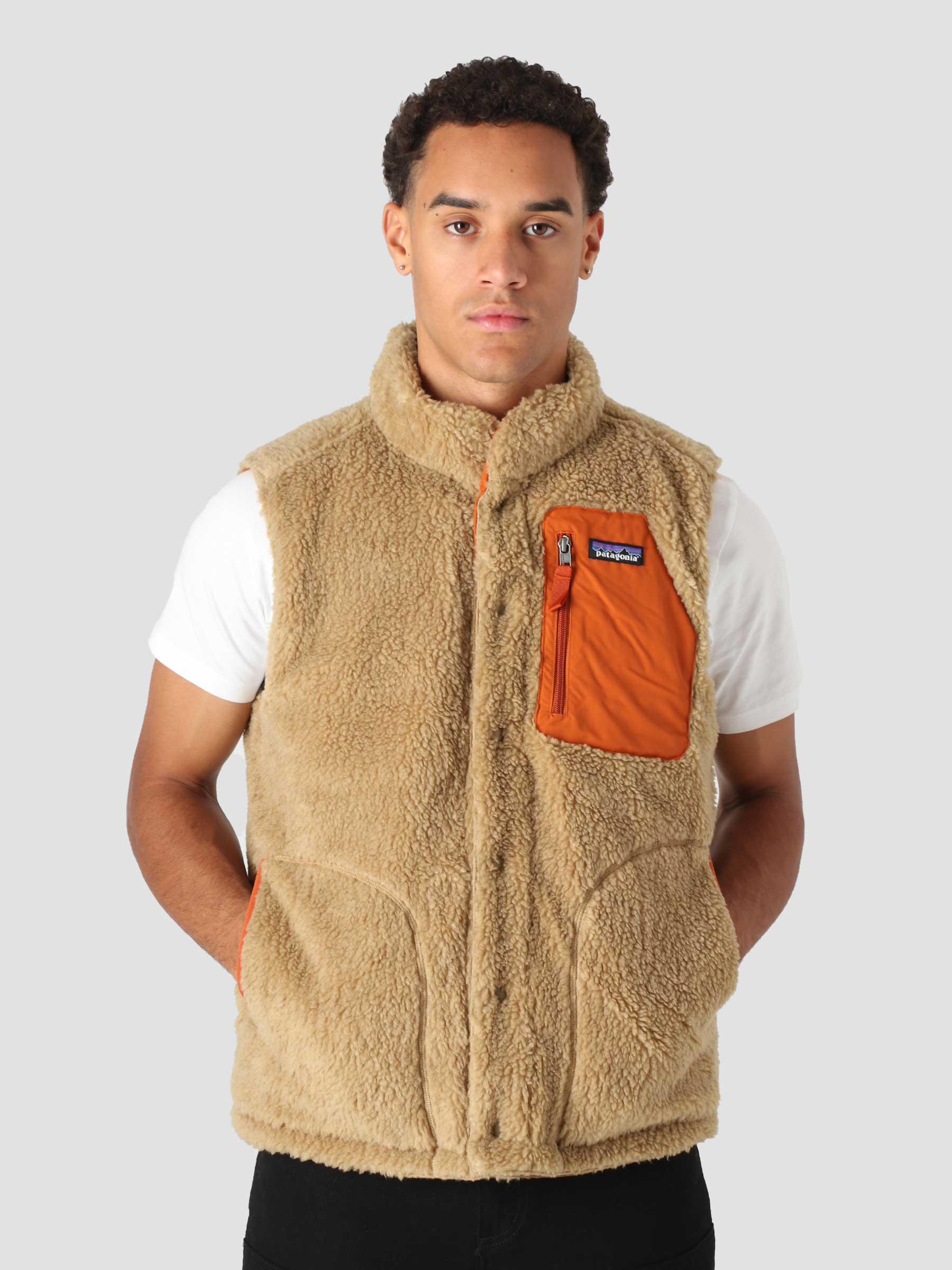 M's Reversible Bivy Down Vest Owl Brown 27588