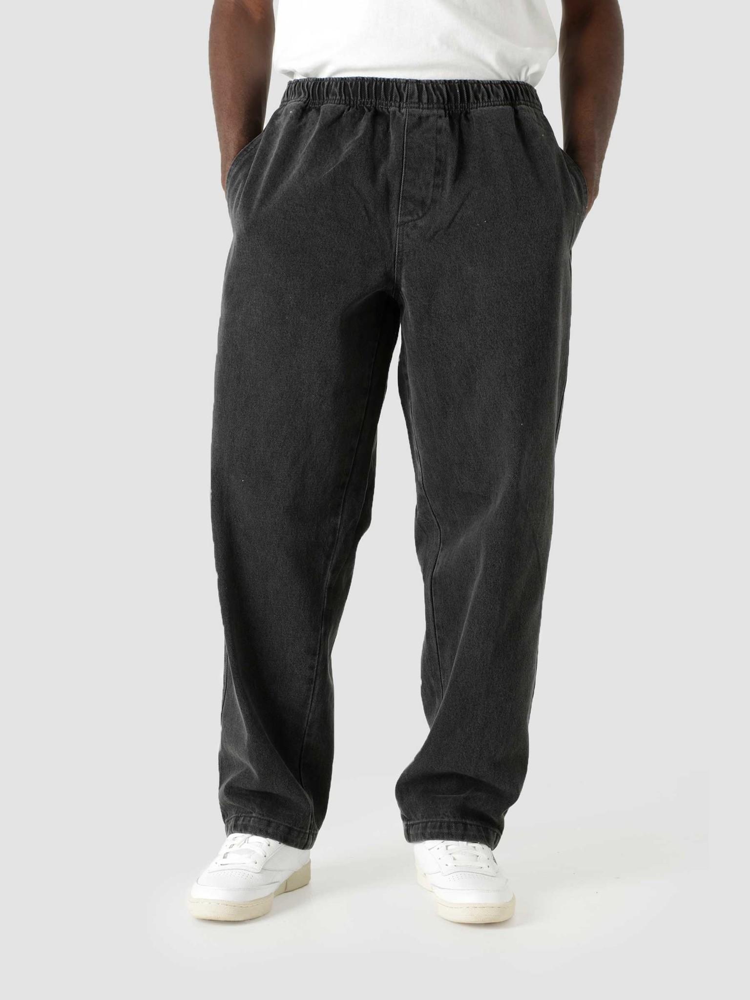 Easy Denim Pant Denim Pant Black 142010079