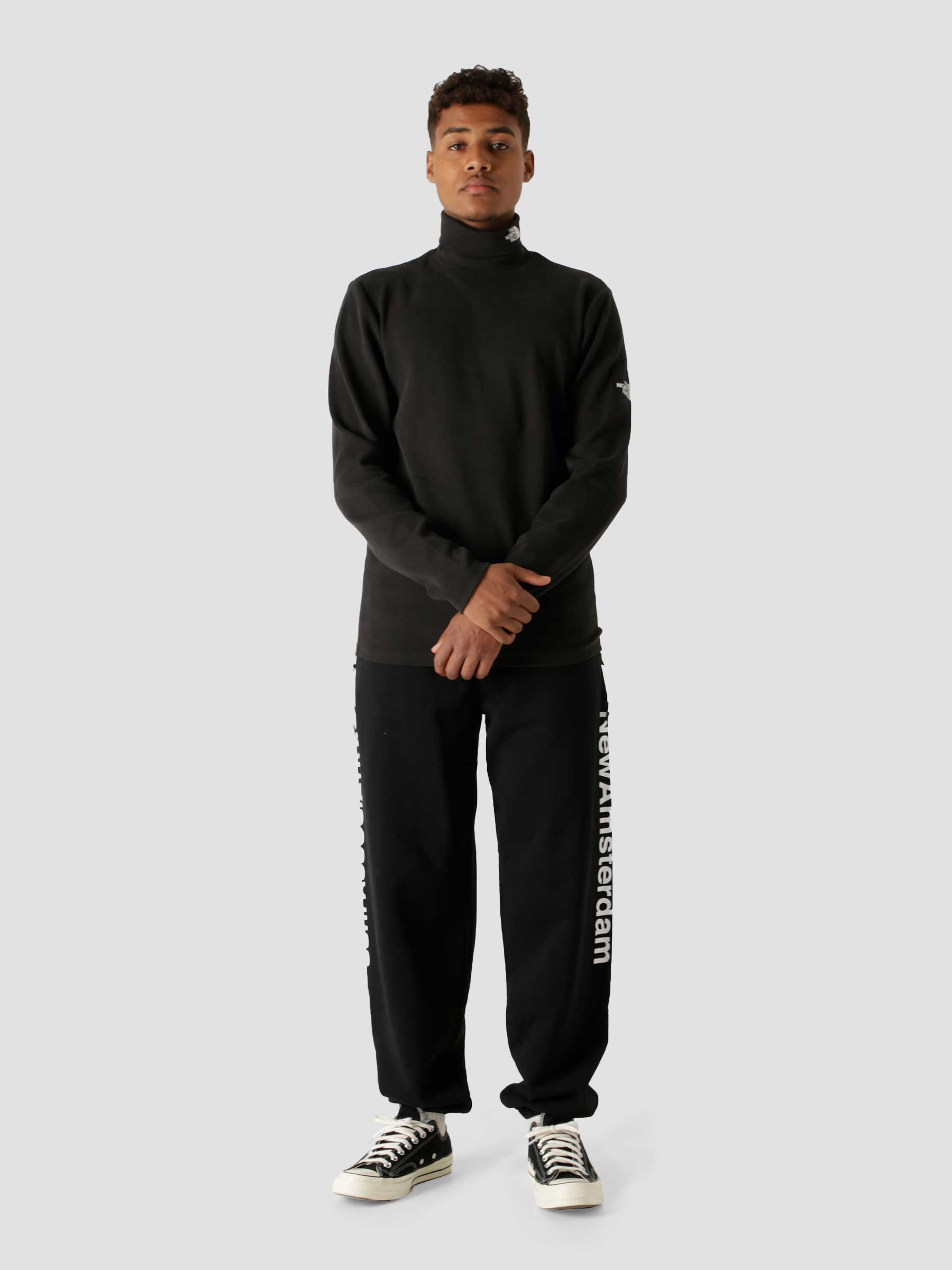 Bb Longsleevet Dnc Longsleeve T-Shirt TNF Black NF0A5ICAJK3