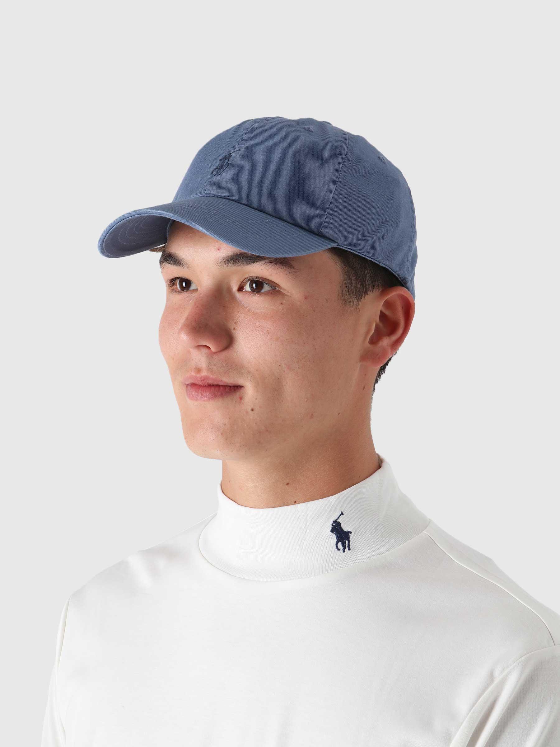 Classic Sport Cap Carson Blue Adirondack Navy 710548524003