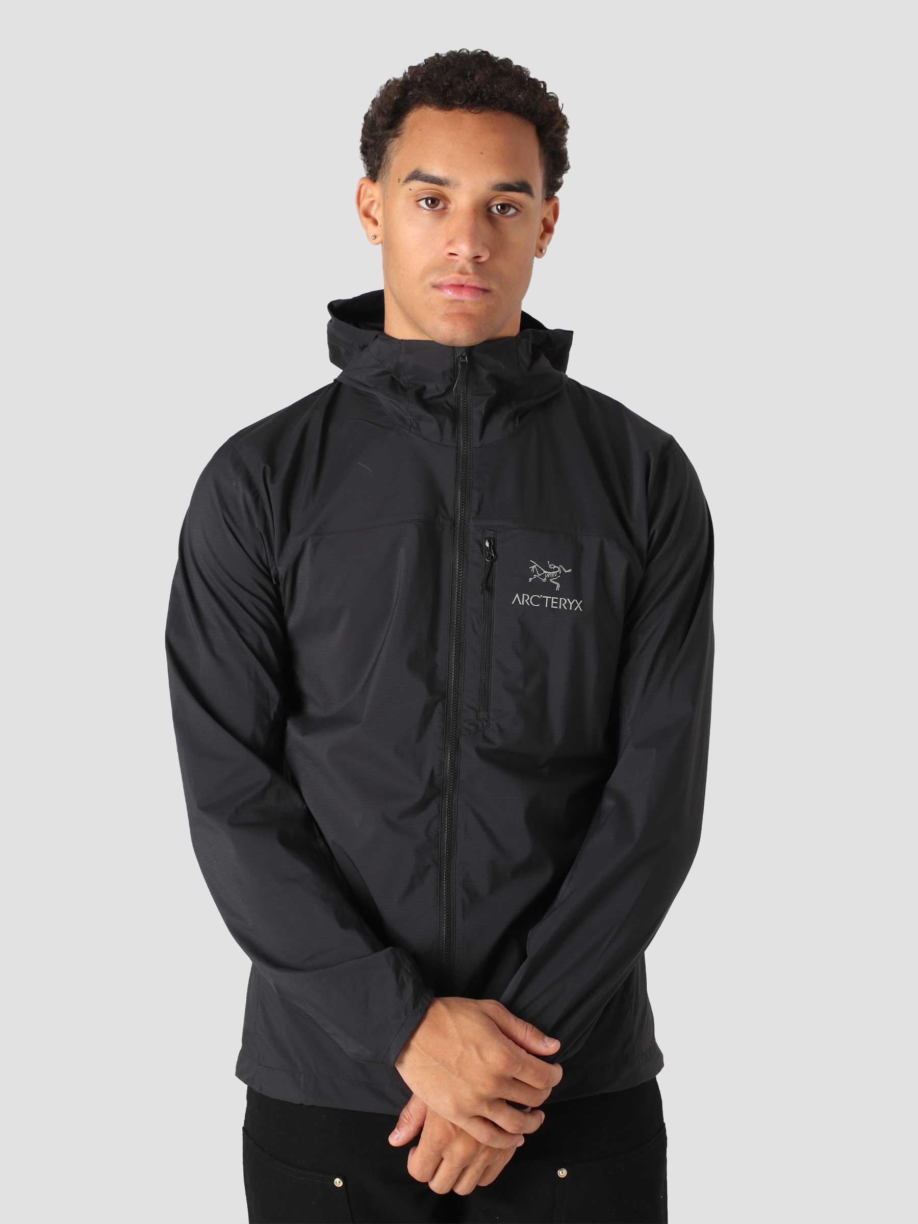 Squamish Hoody Black 25172
