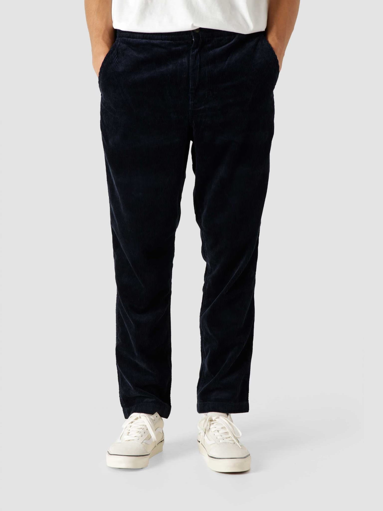 Classic Fit Prepster Flat Pant Hunter Navy 710811523003